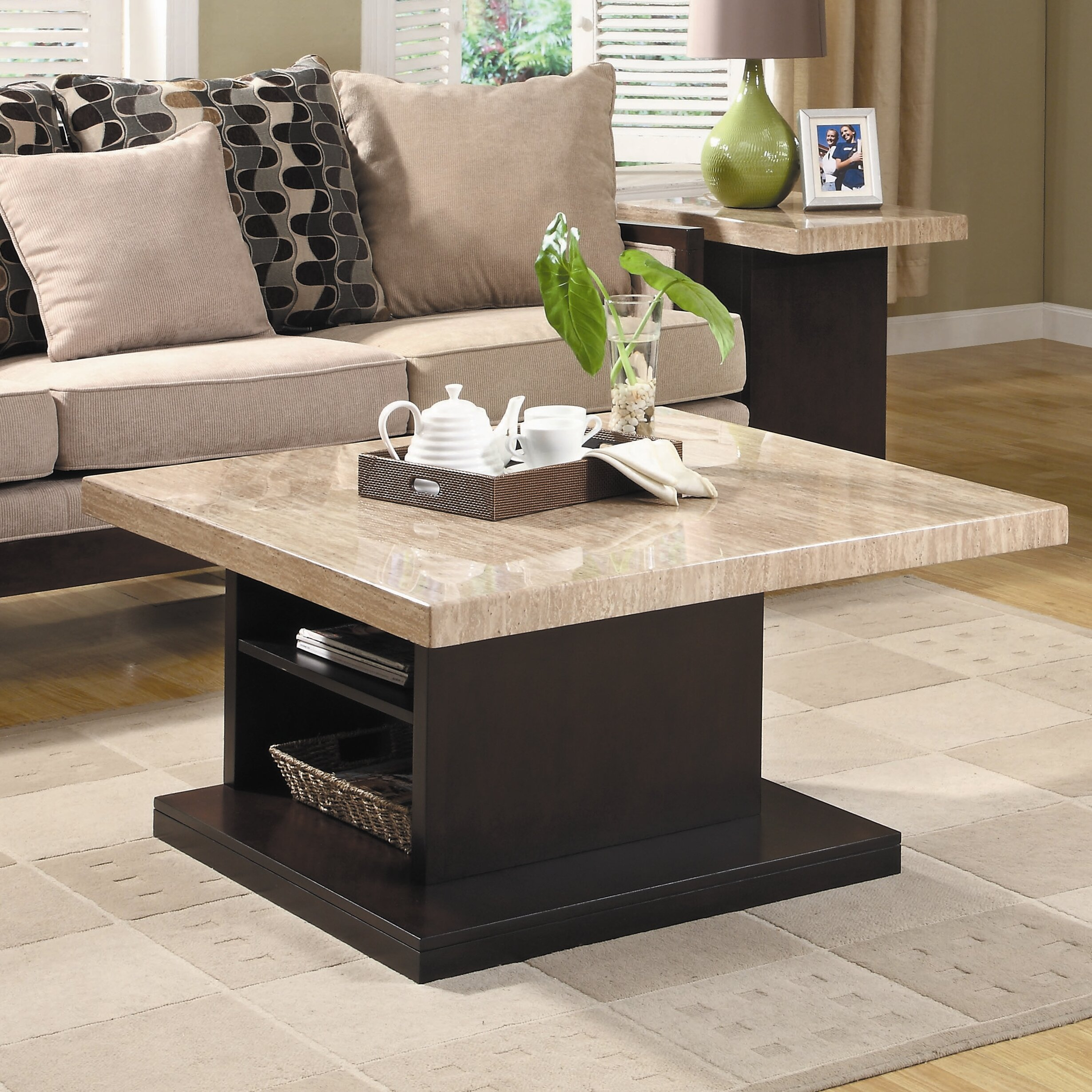 Woodhaven Hill Schmid Coffee Table & Reviews
