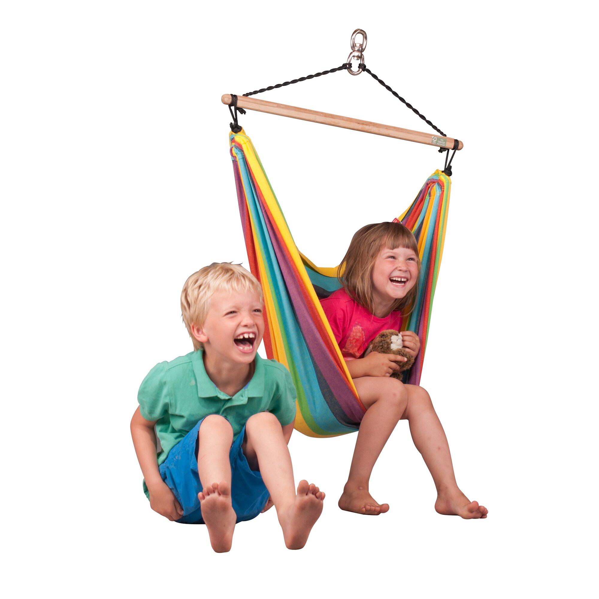IRI Organic Hammock Chair for Kids | Wayfair