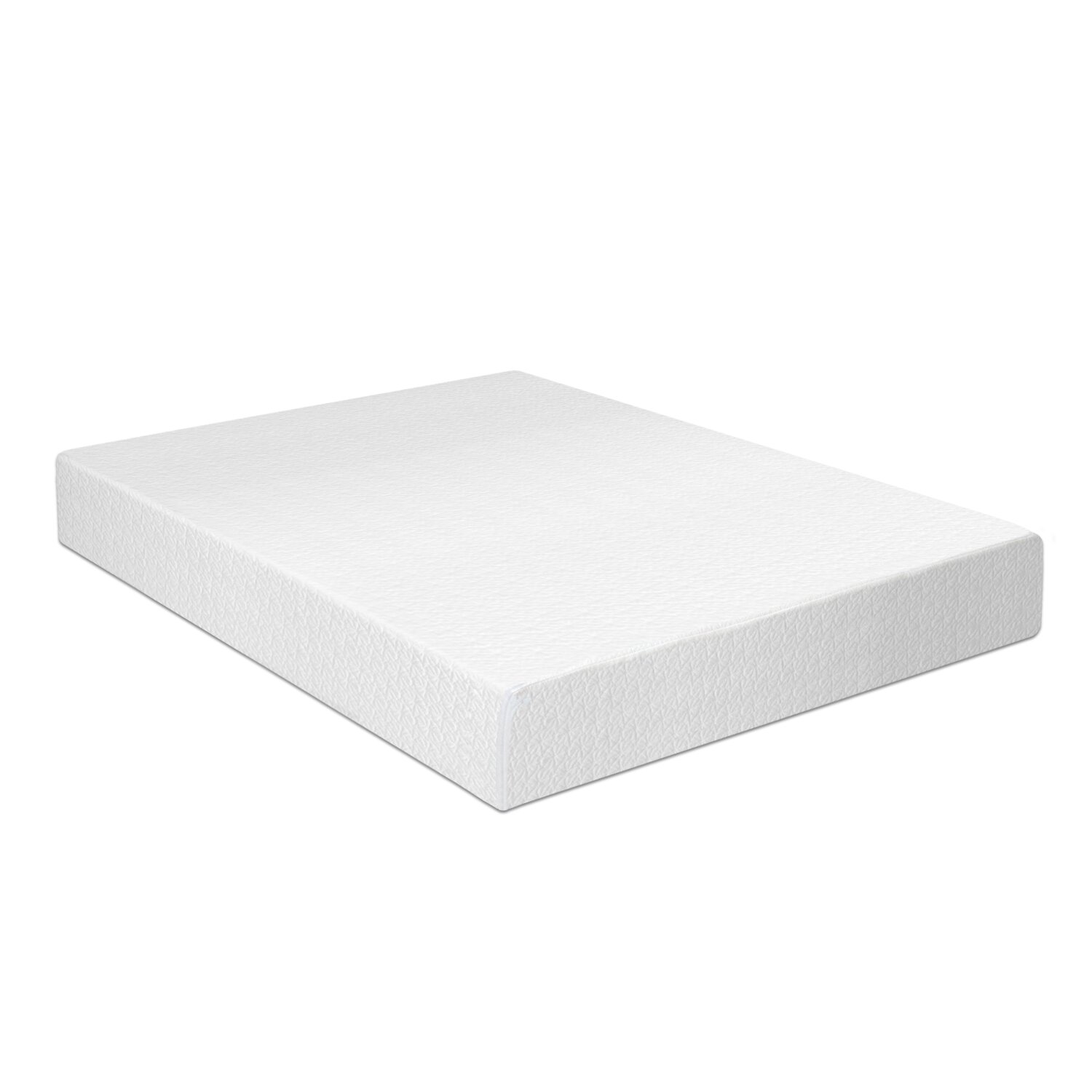 """Best Price Quality 10"""" Memory Foam Mattress and Bed Frame"""
