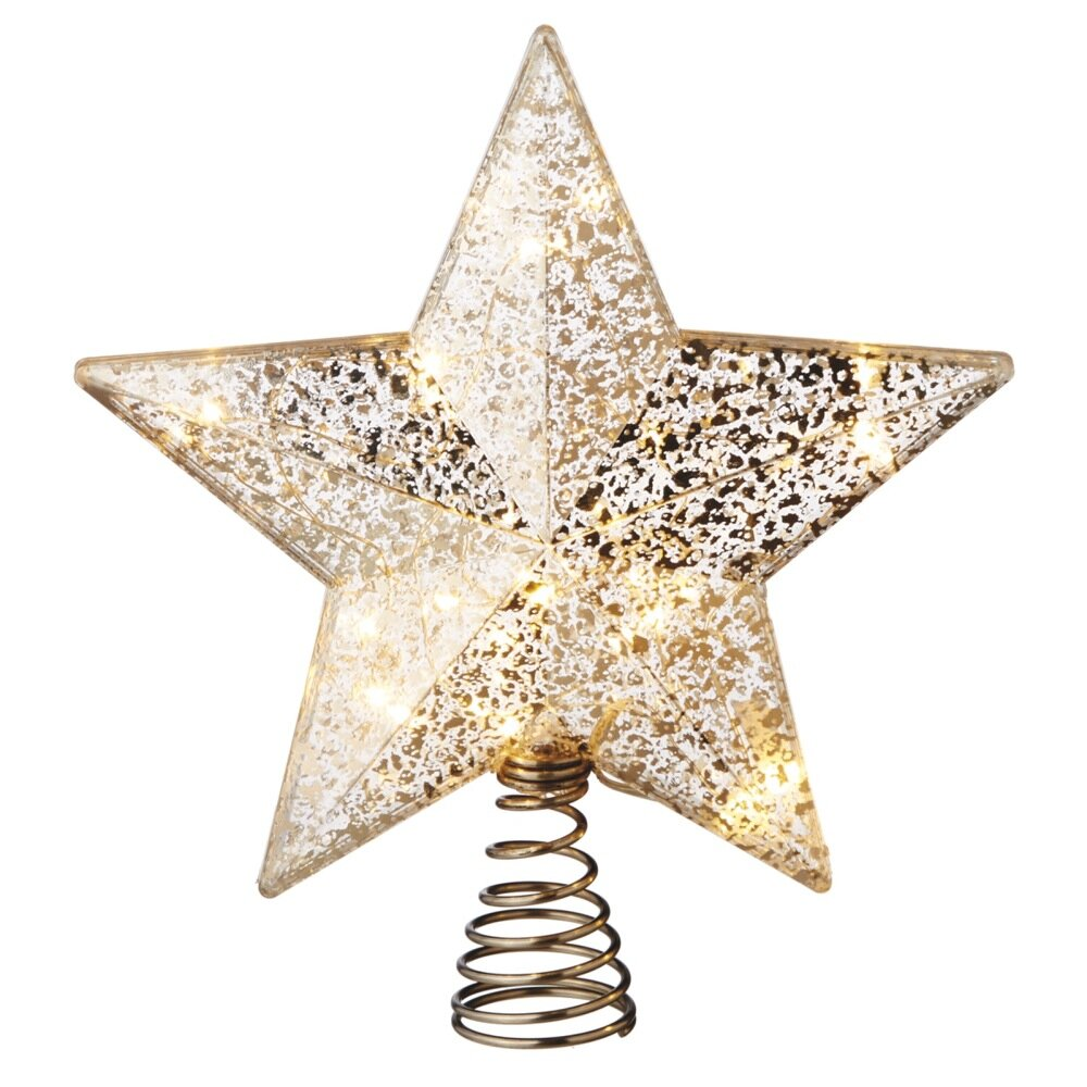 Beautiful Star Christmas Tree Toppers Brighten Your ...