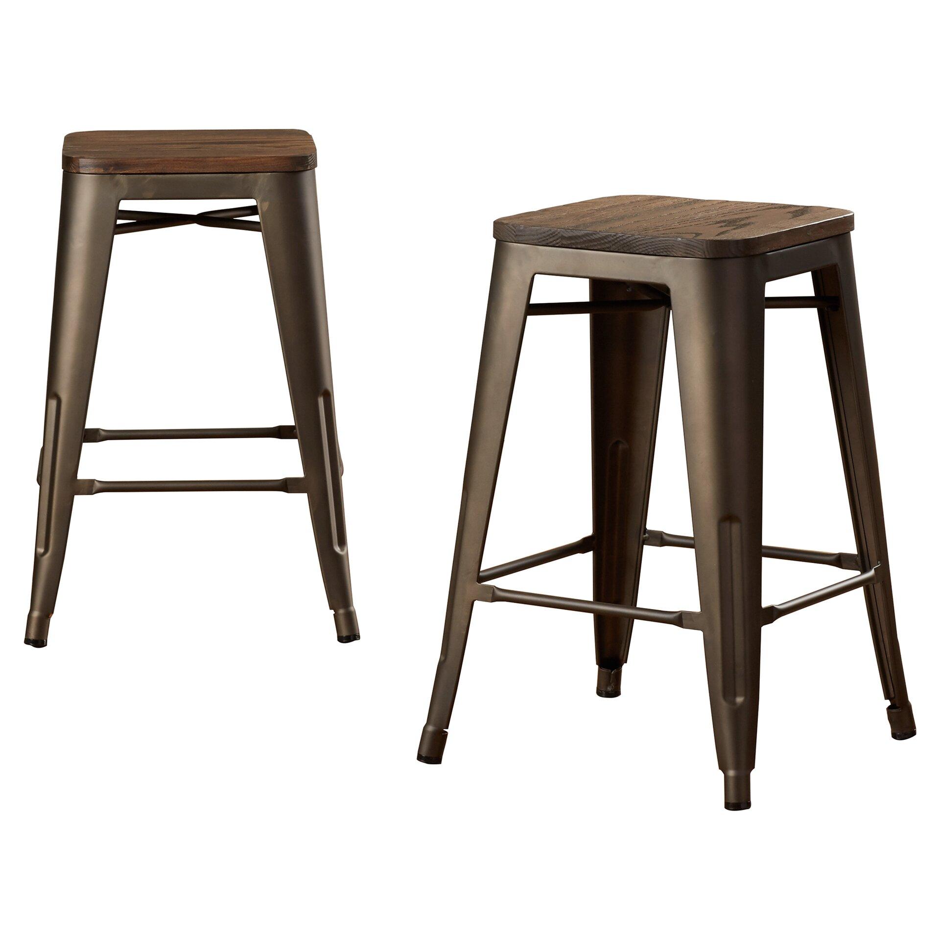Trent Austin Design Fortuna 23 5 Quot Bar Stool Allmodern