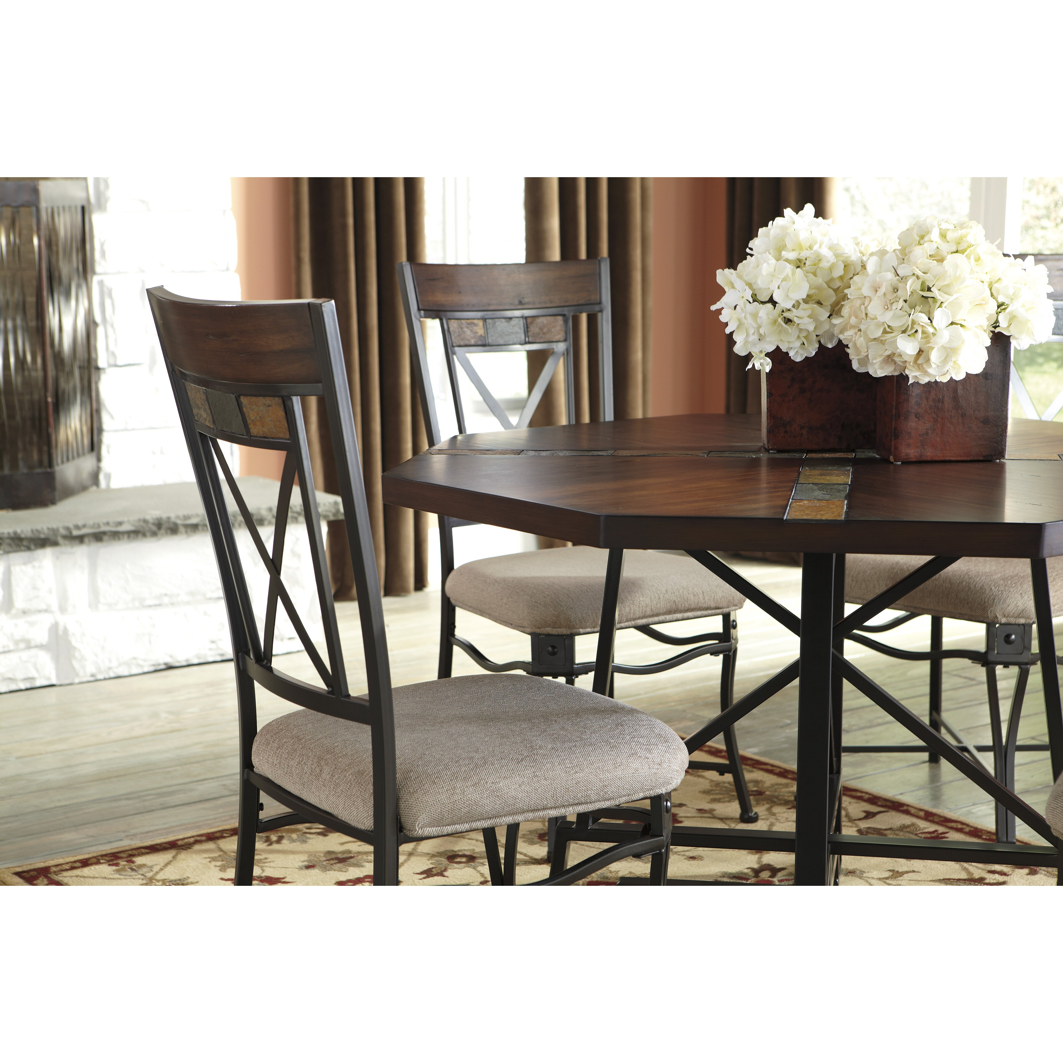 Ashley Dining Table: Signature Design By Ashley Vinasville Dining Table