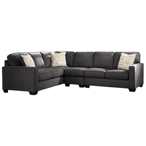 Signature Design by Ashley Sectional amp Reviews Wayfair : Sectional GNT6098 from www.wayfair.com size 600 x 600 jpeg 31kB