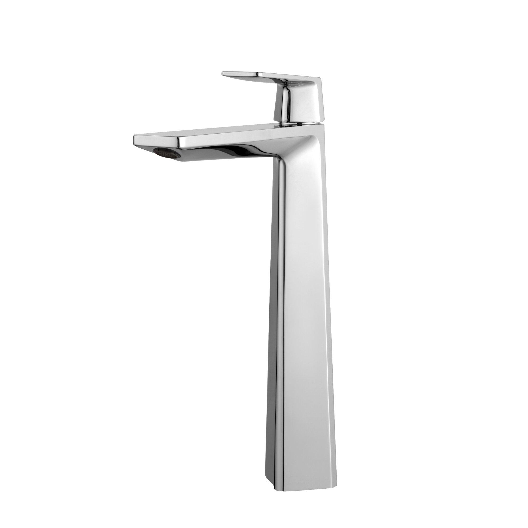 Kraus exquisite single handle vessel faucet reviews - Kraus shower faucets ...