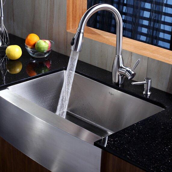 Kitchen Sinks Kraus Part #: KHF200-30 SKU: KUS1898