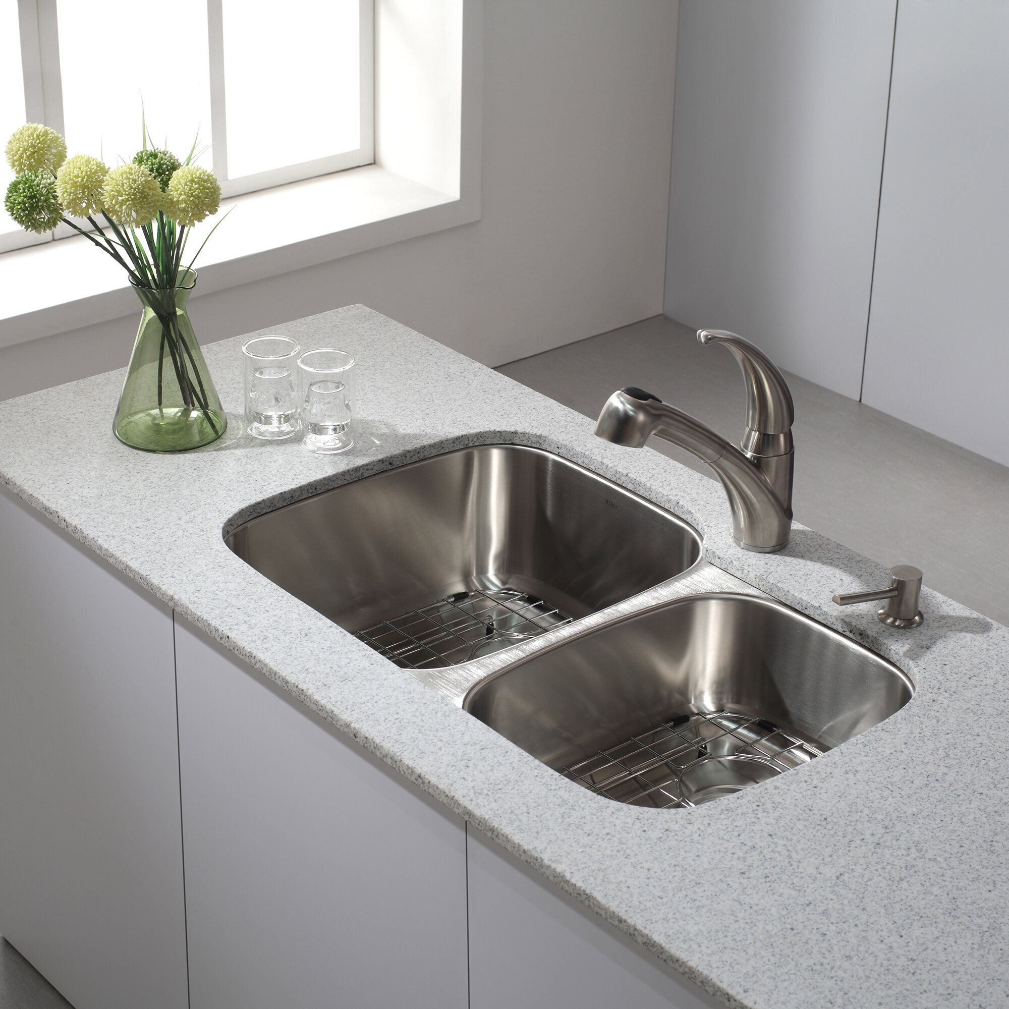 Kraus Sink Installation : 31.5