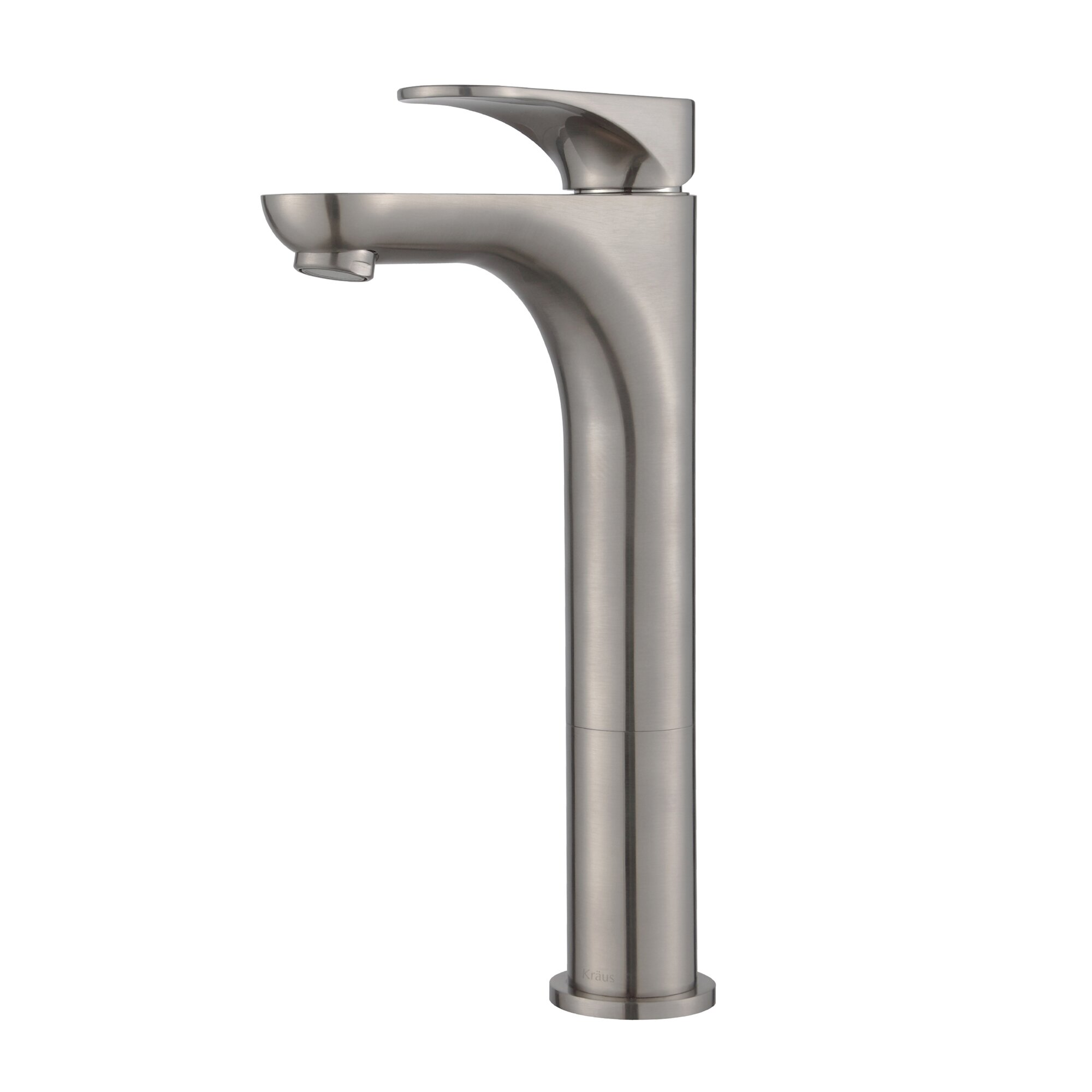 Aquila Single Handle Vessel Bathroom Faucet Wayfair