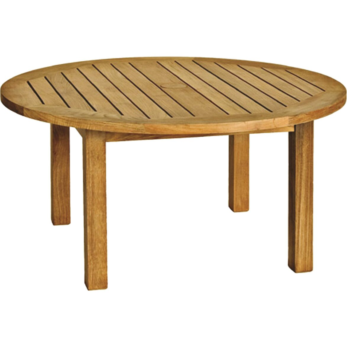 Vintage Casual Coffee Tables: Canterbury Round Coffee Table