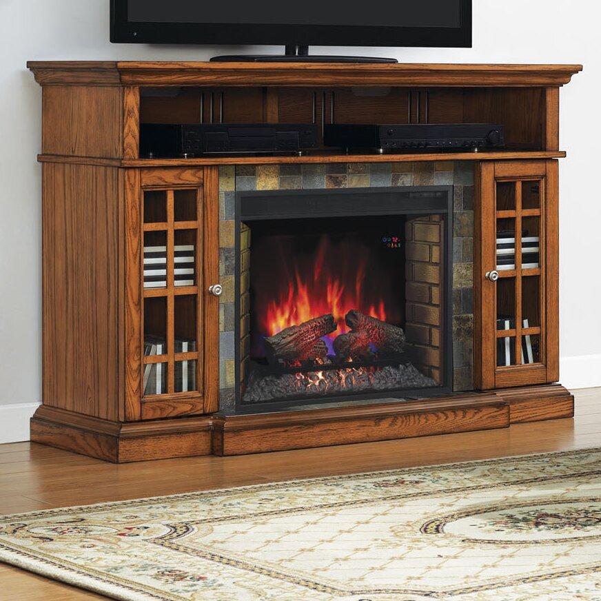 lakeland tv stand electric fireplace insert wayfair. Black Bedroom Furniture Sets. Home Design Ideas