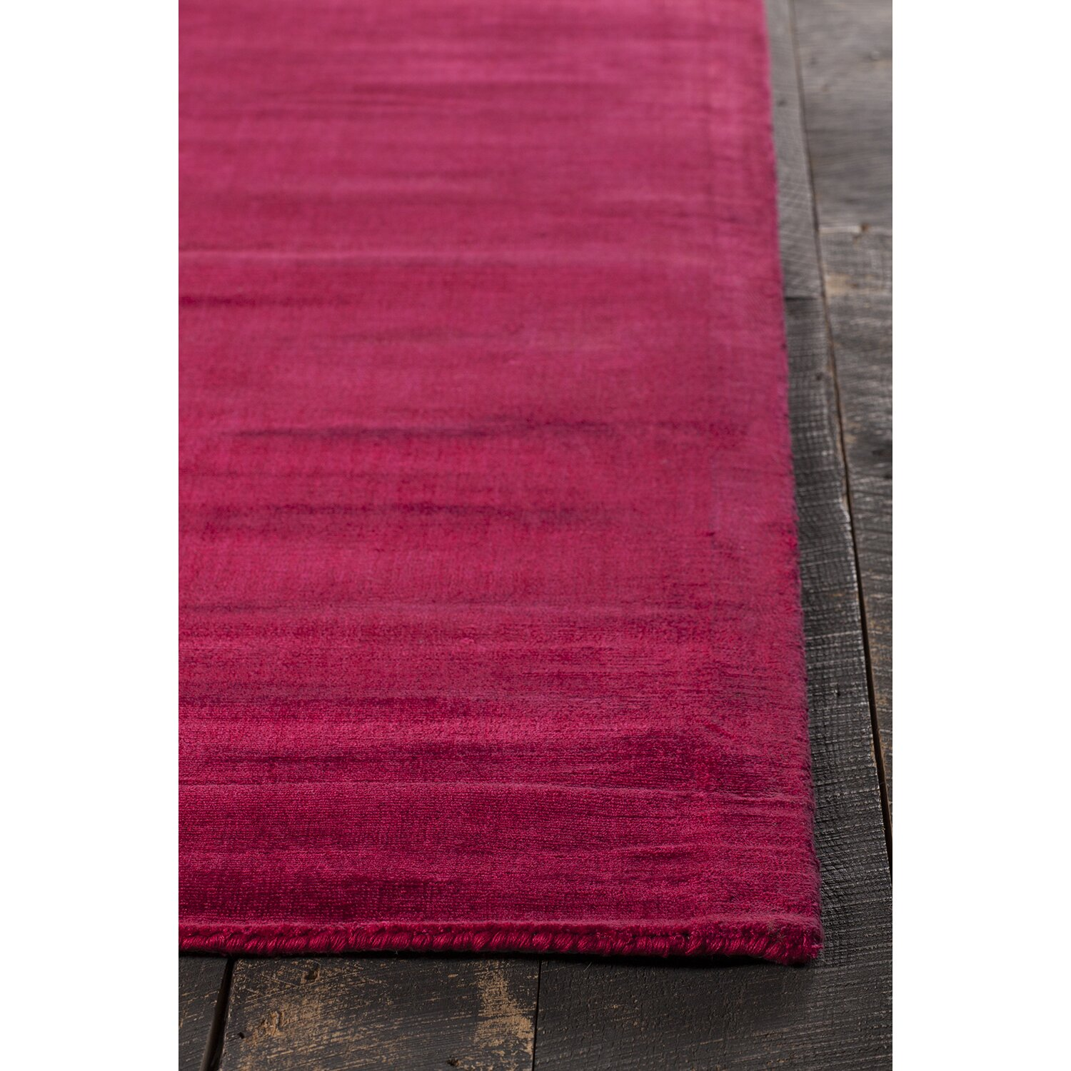 Chandra Gelco Hand Woven Red Area Rug Allmodern