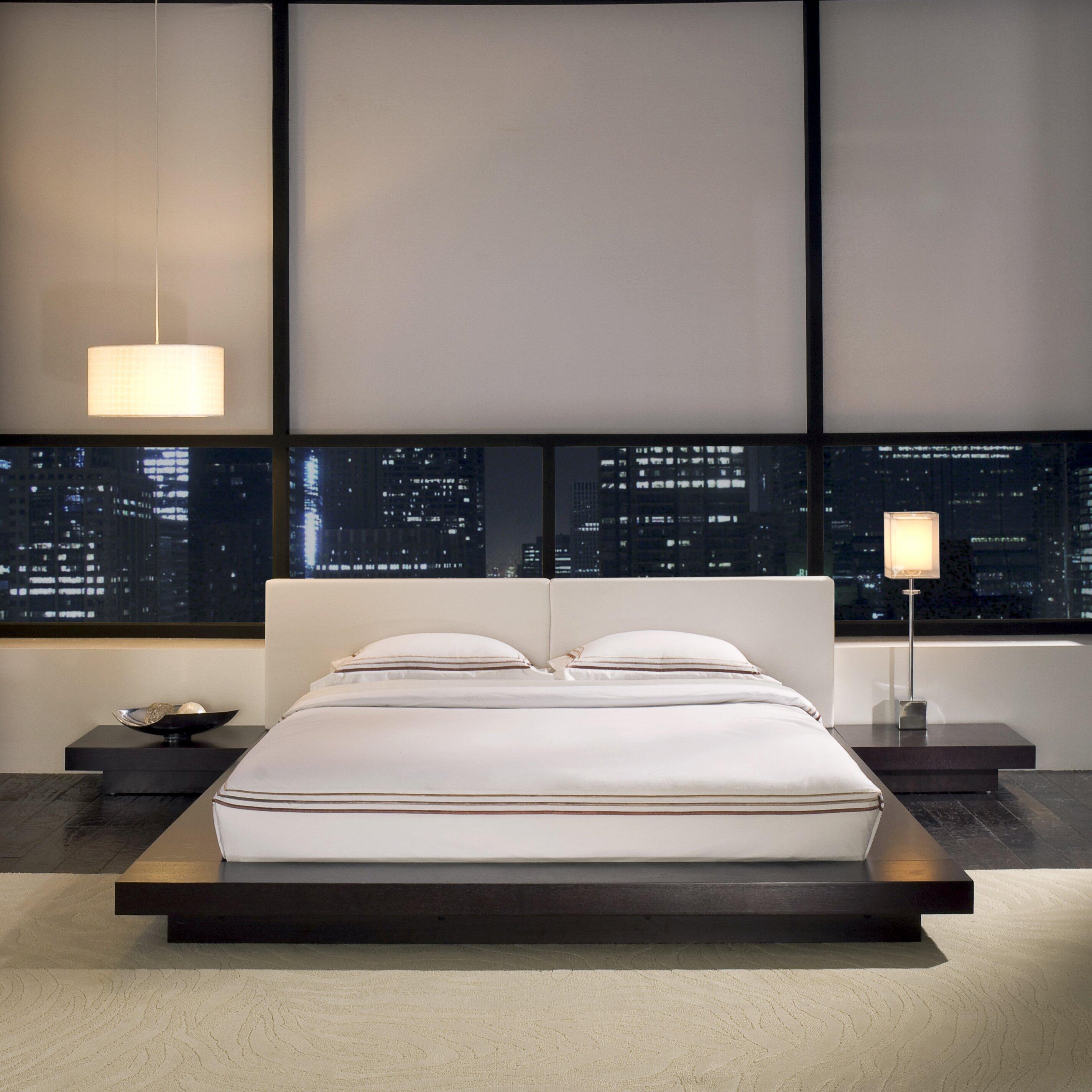 Modloft worth upholstered platform bed reviews - Latest design bedroom furniture ...