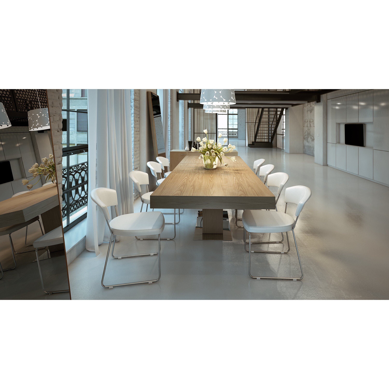 Modloft Astor Extendable Dining Table Allmodern