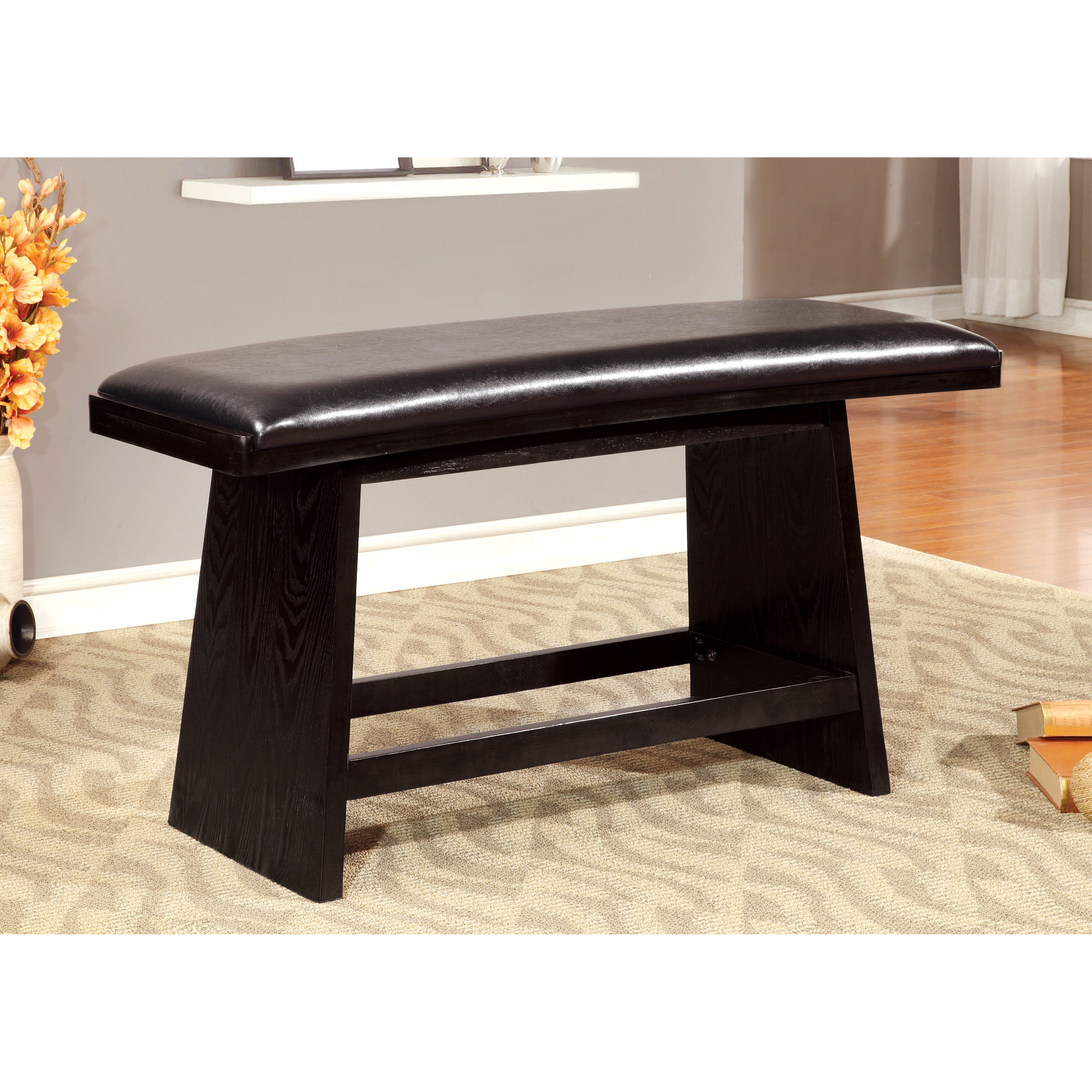 Lawrence Wood Kitchen Bench