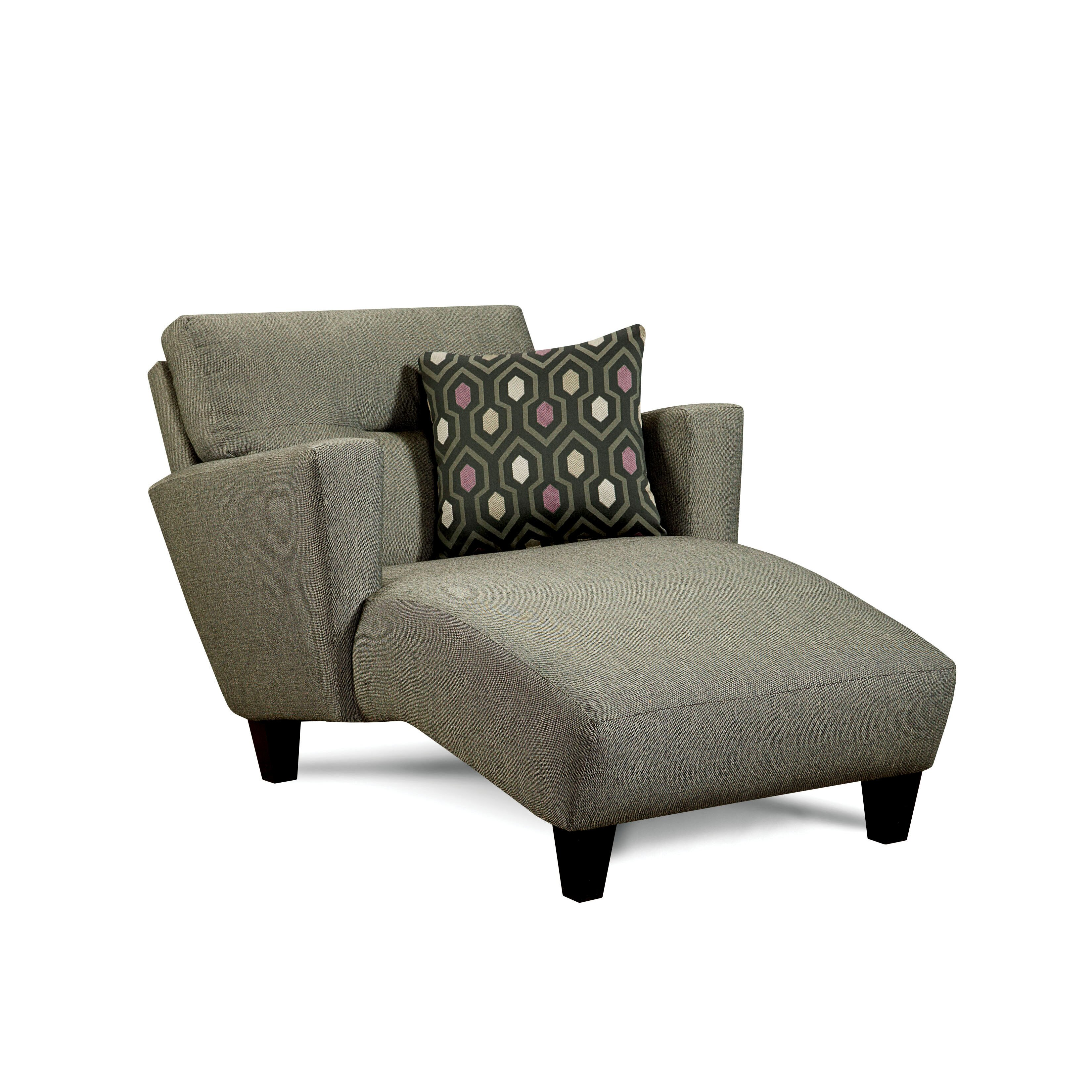 Violette Modern Chaise Lounge