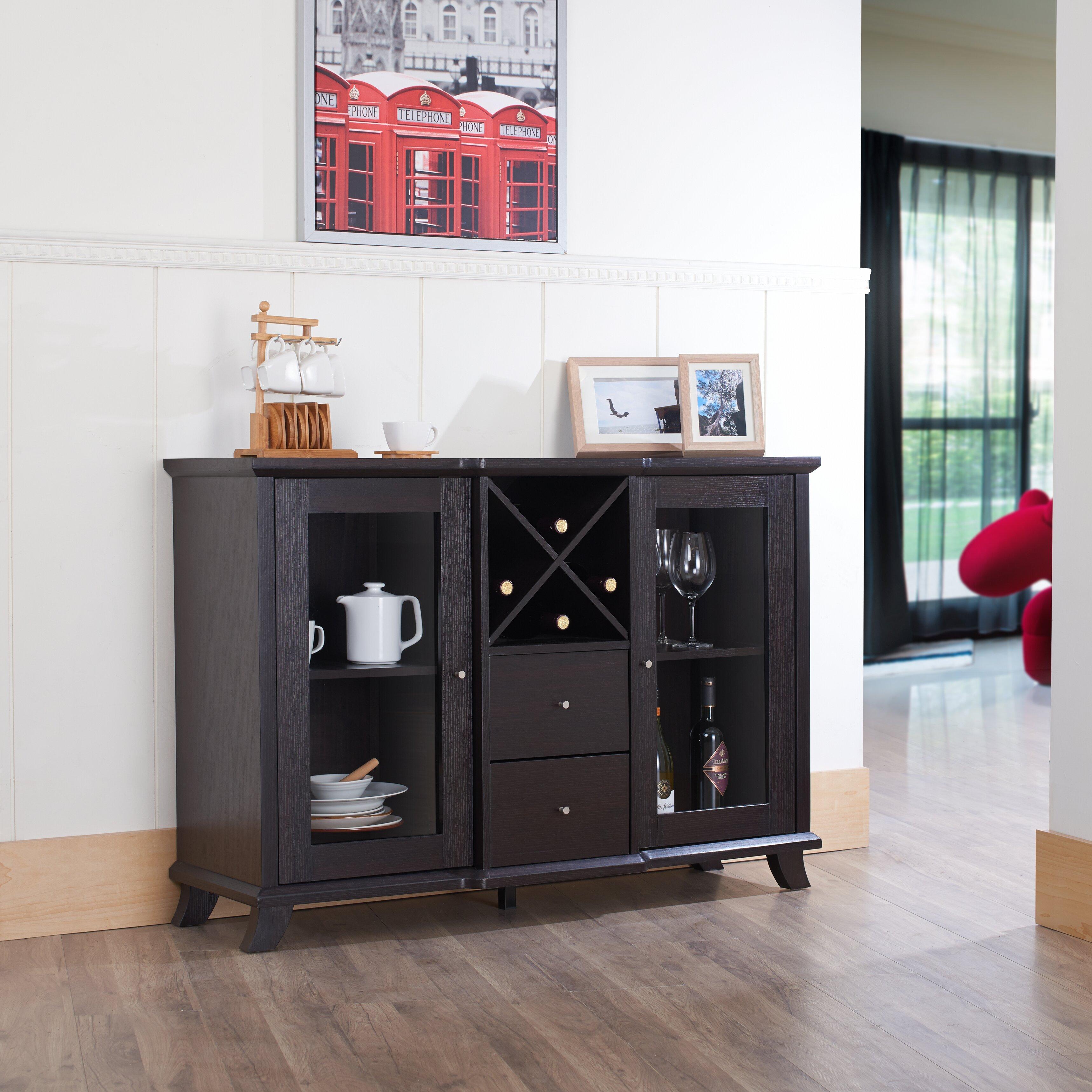 Hokku Designs Venetta Dining Buffet Cabinet & Reviews ...
