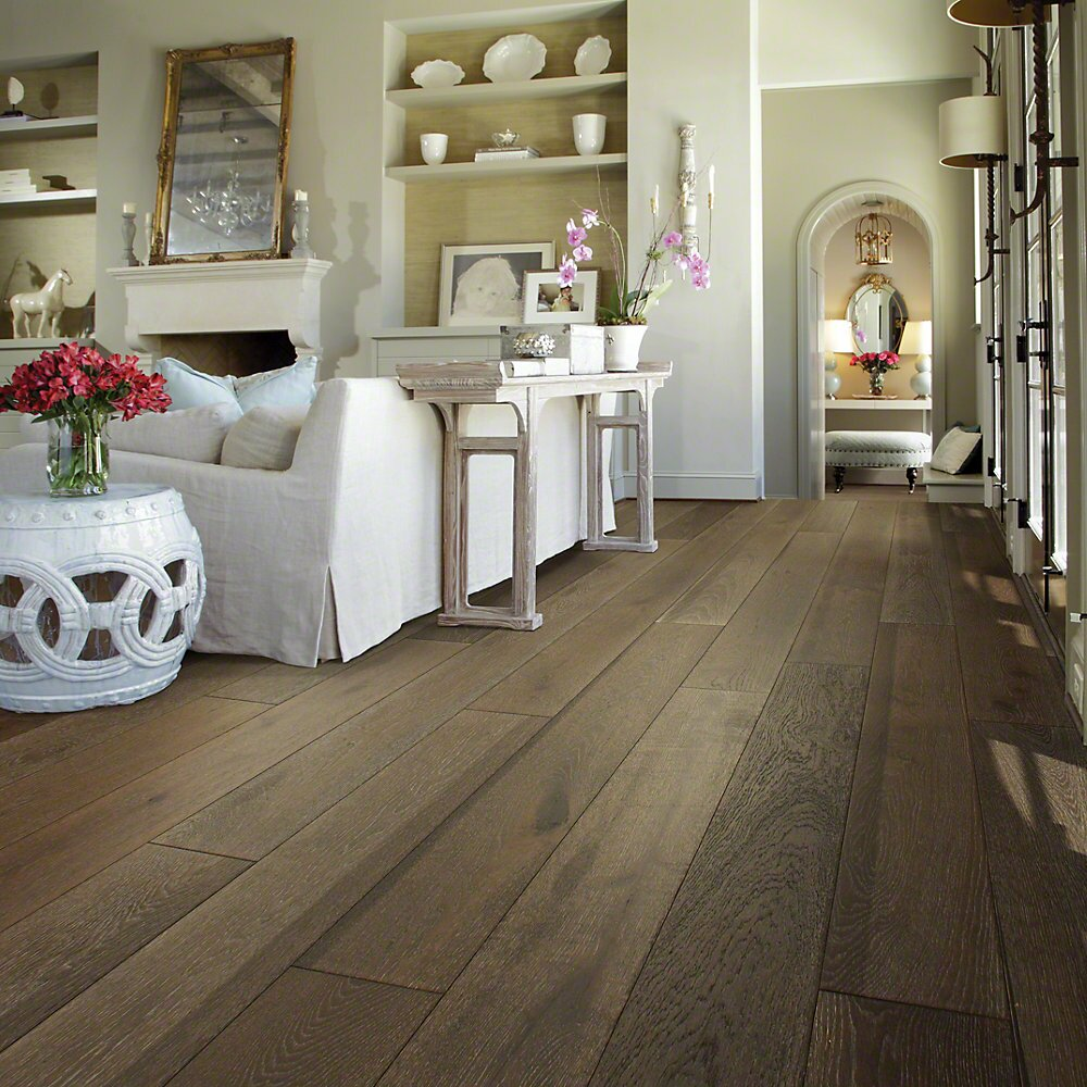 Castlewood 7 1 2 Quot Engineered White Oak Hardwood Flooring
