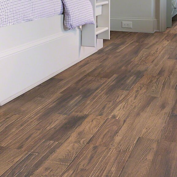 Reclaimed 8 x 48 x 6mm laminate in foundry wayfair for 6mm laminate flooring