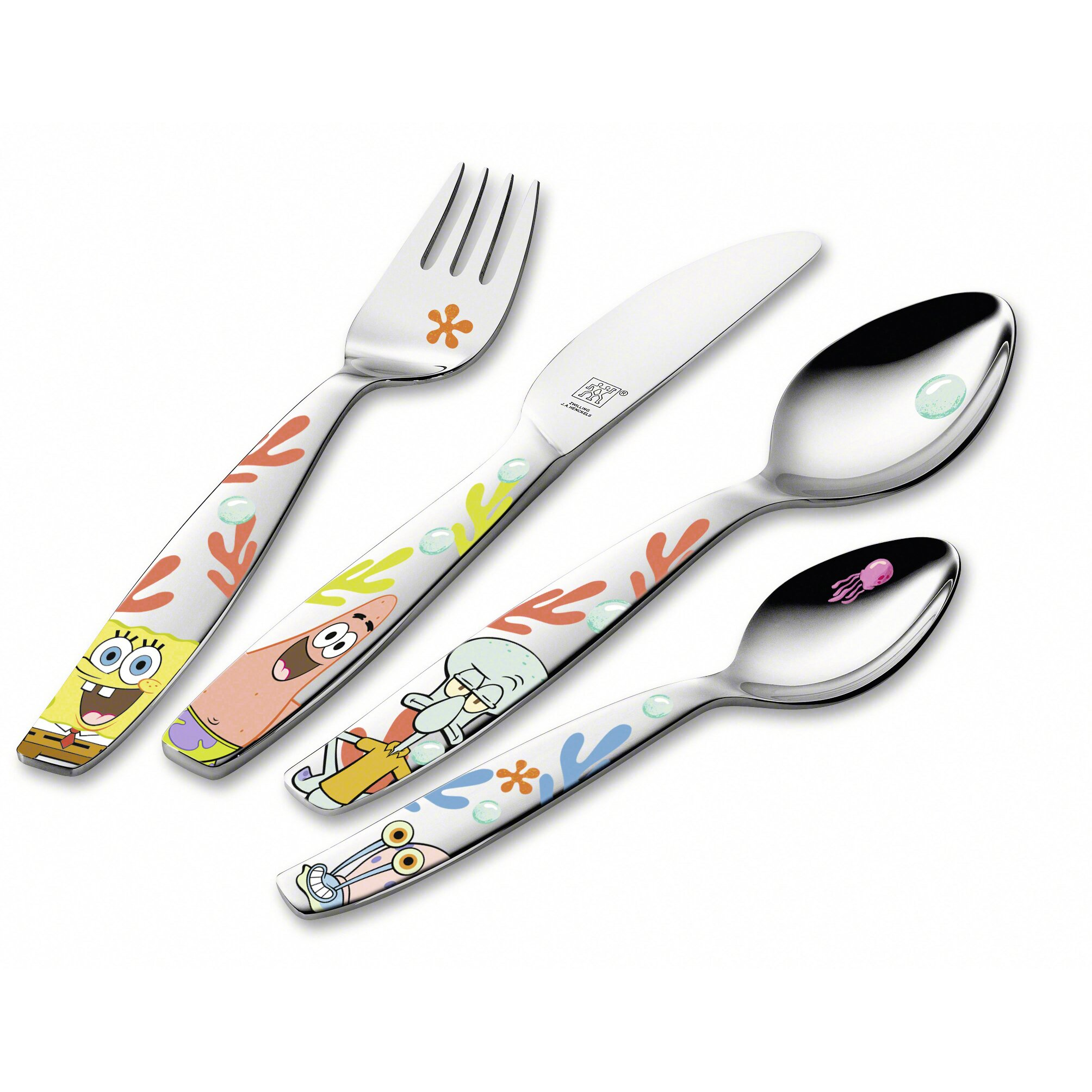 4 piece cutlery set wayfair uk for Spong kitchen set 702