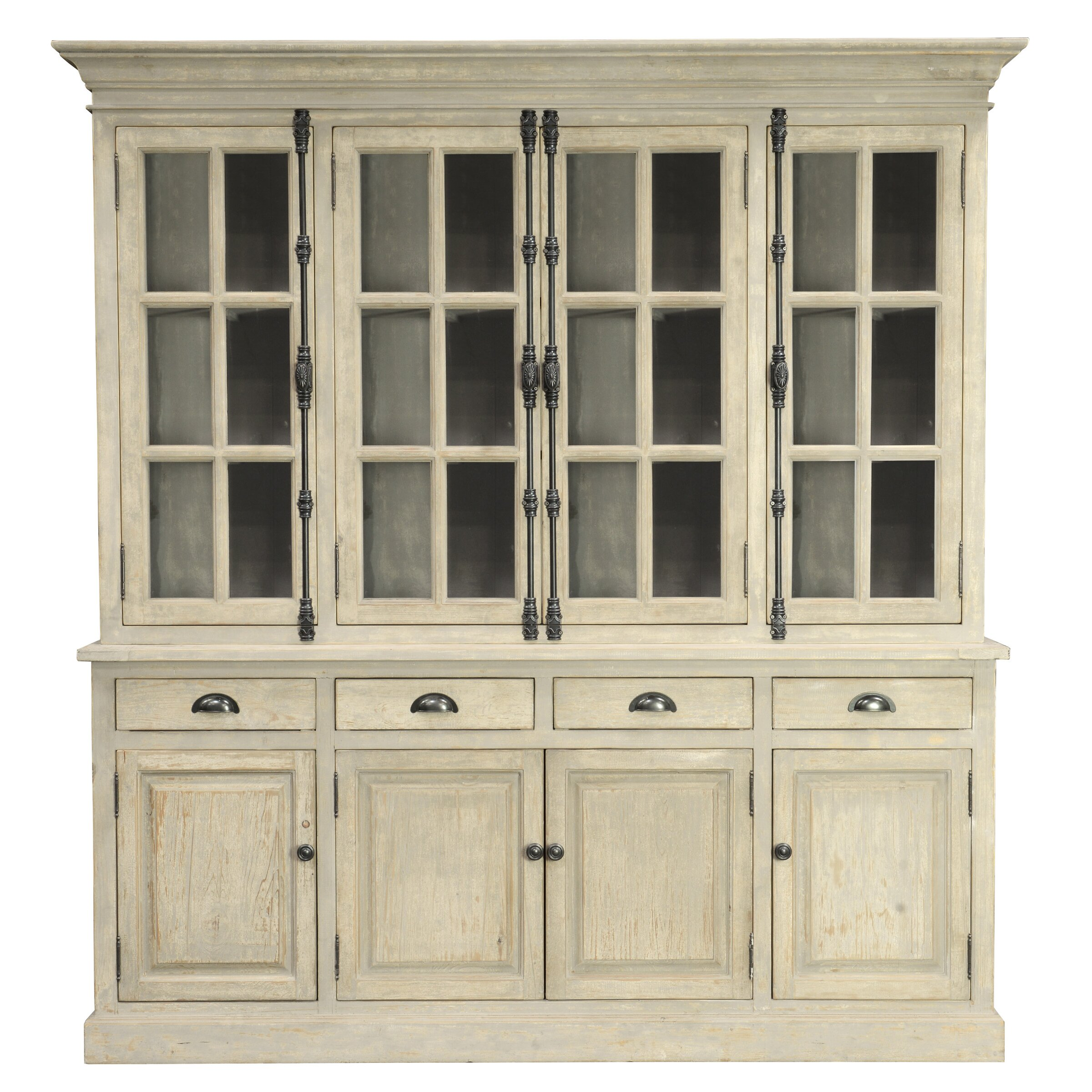 Windsor Elodie China Cabinet Wayfair