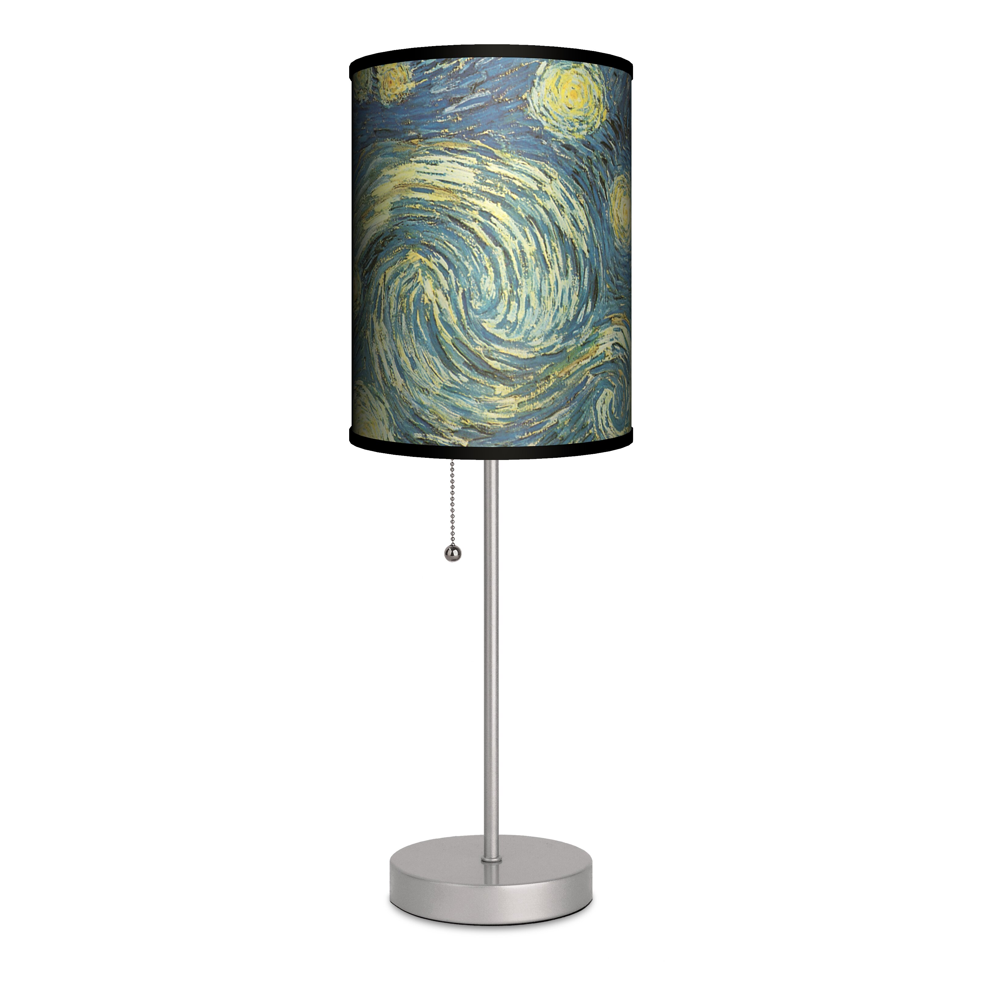 Night Table Lamps : ... Gogh