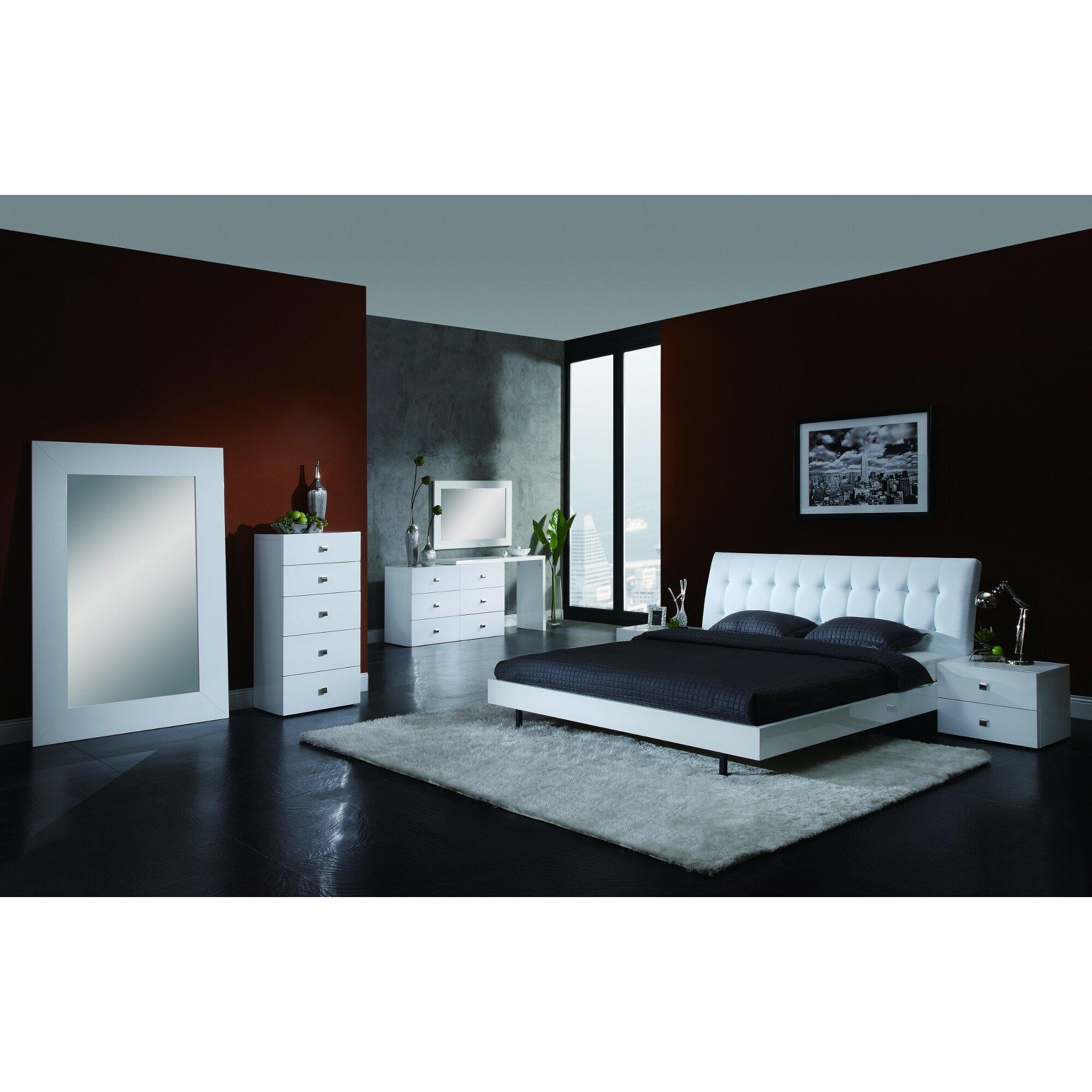 Creative Furniture Scarlet 5 Drawer Chest Reviews Wayfair