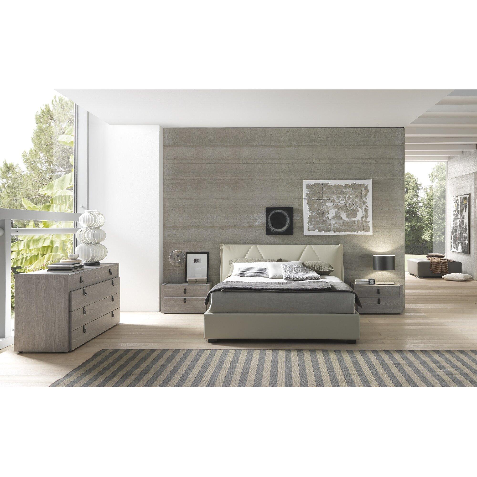 creative furniture esprit queen platform customizable