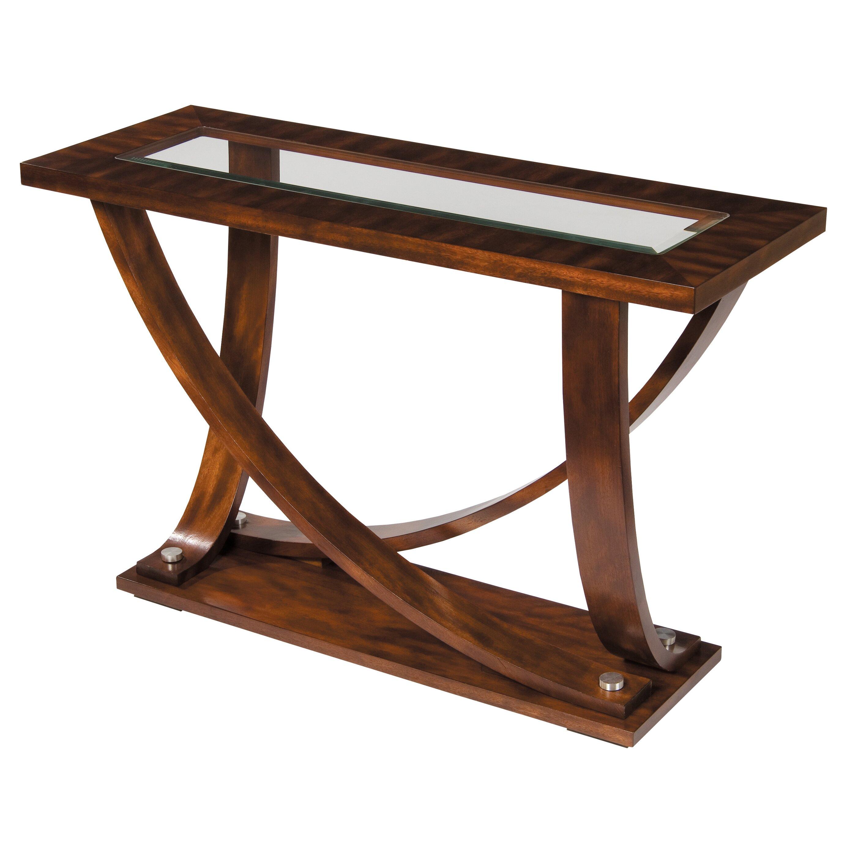 Central park console table wayfair for Sofa central table