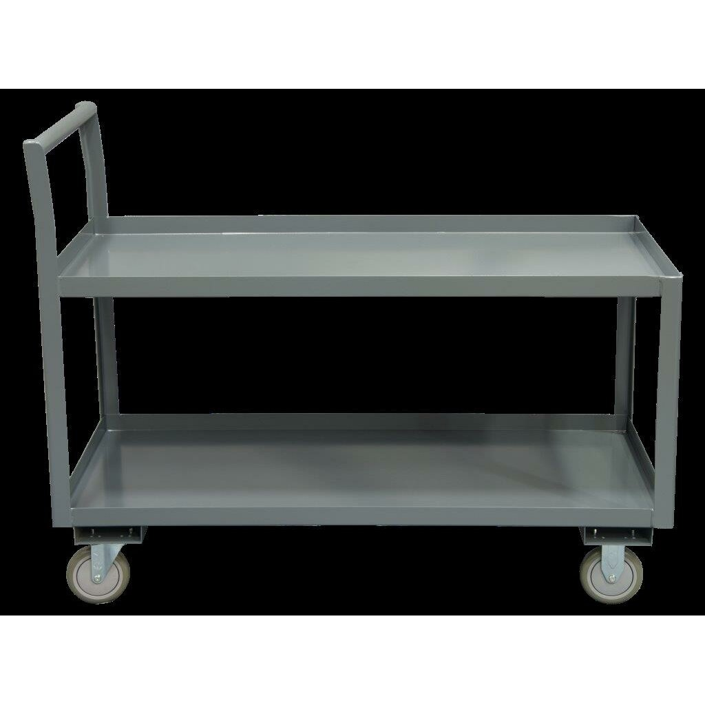 Factory Utility Cart: Low Deck Utility Cart