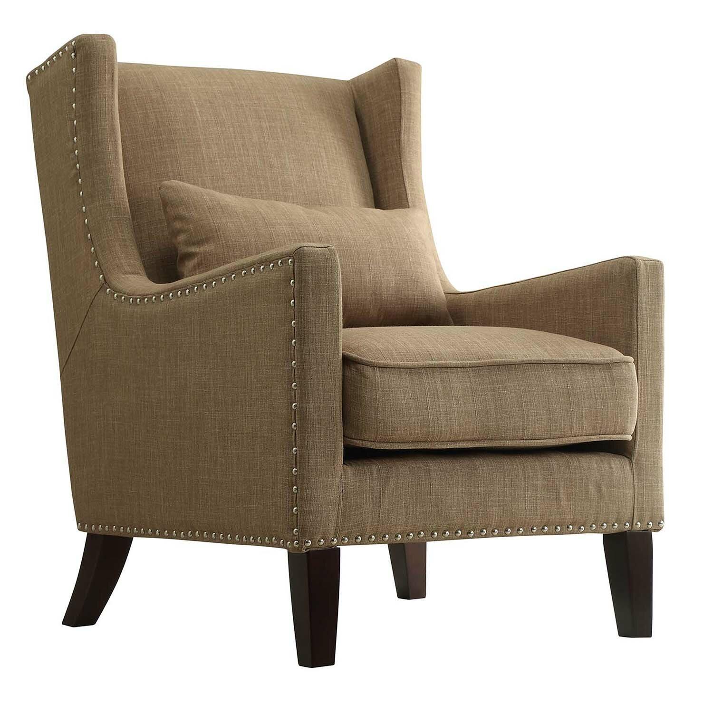 Wayfair Clearance: Kingstown Home Jeannette Wingback Arm Chair & Reviews