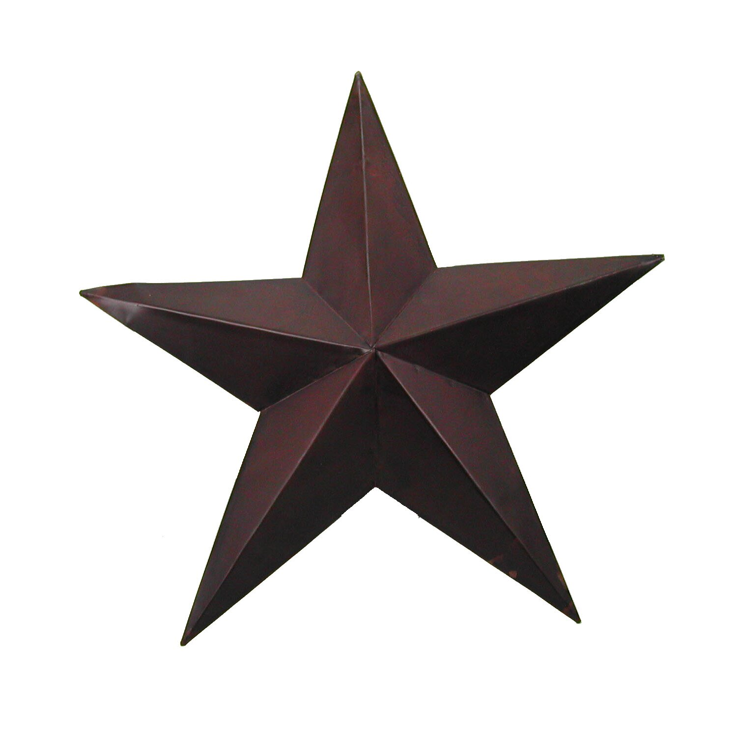 Craft outlet barn stars wall d cor reviews wayfair - Stars for walls decorating ...