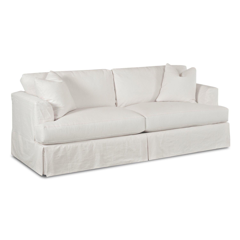 Wayfair Custom Upholstery Carly Sleeper Sofa & Reviews