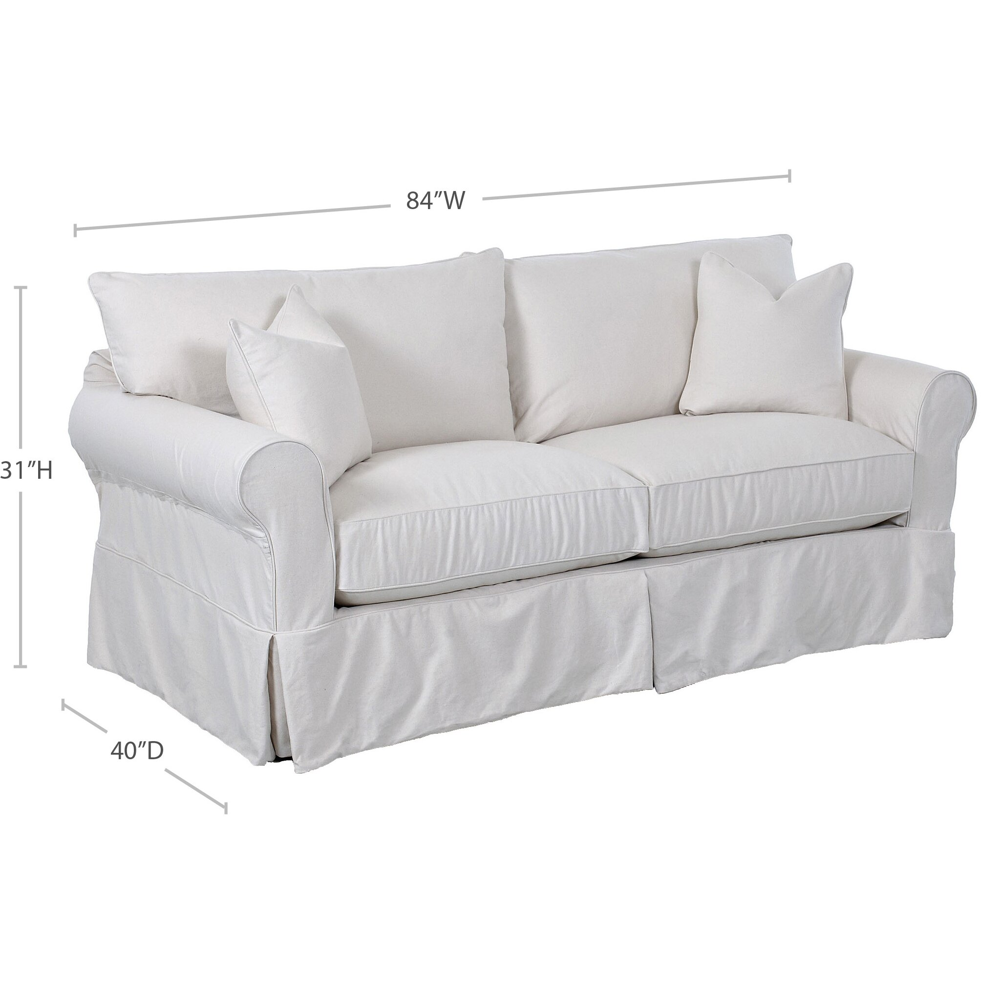 Wayfair Custom Upholstery Felicity Sofa & Reviews