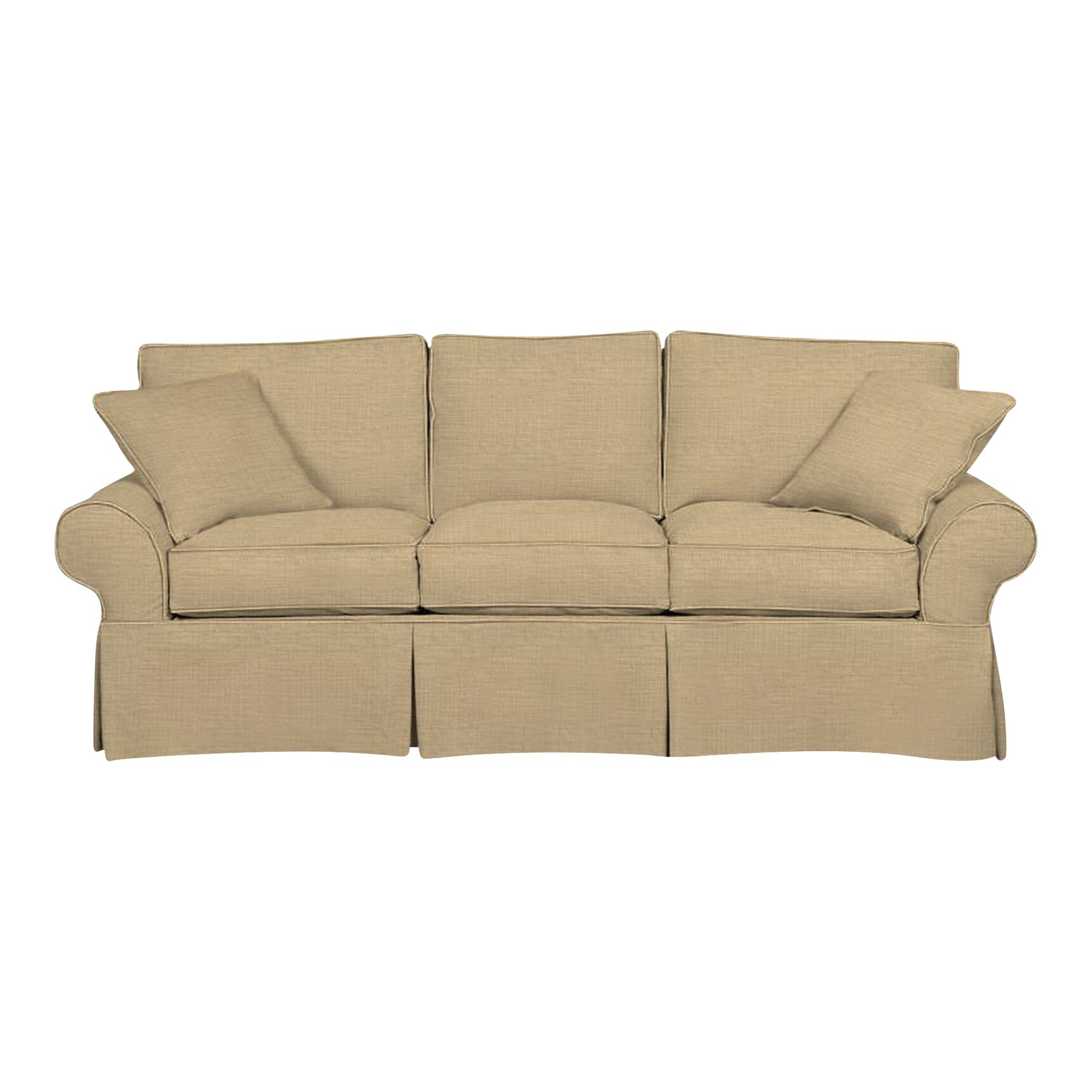 Wayfair Custom Upholstery Casey Sofa & Reviews | Wayfair