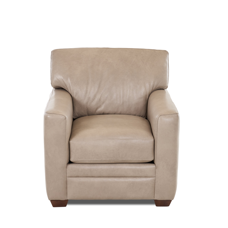 Jennifer Leather Sofa Wayfair