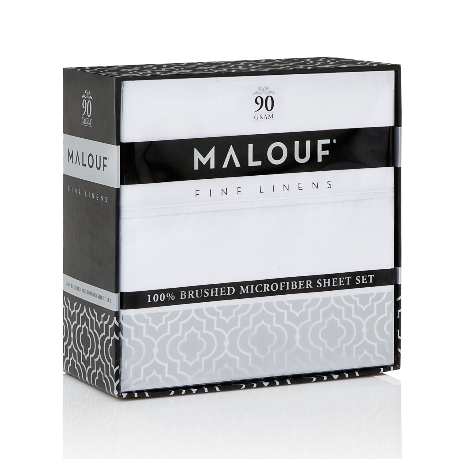 Malouf Brushed Microfiber Bed Sheet Set Amp Reviews Wayfair