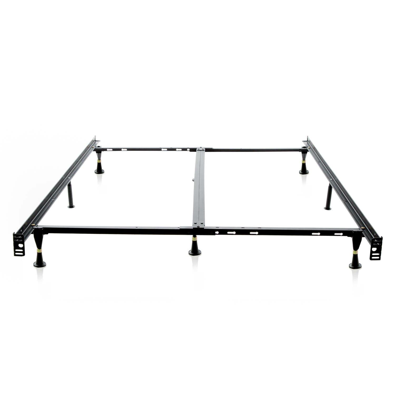 malouf universal low profile bed frame reviews wayfair. Black Bedroom Furniture Sets. Home Design Ideas