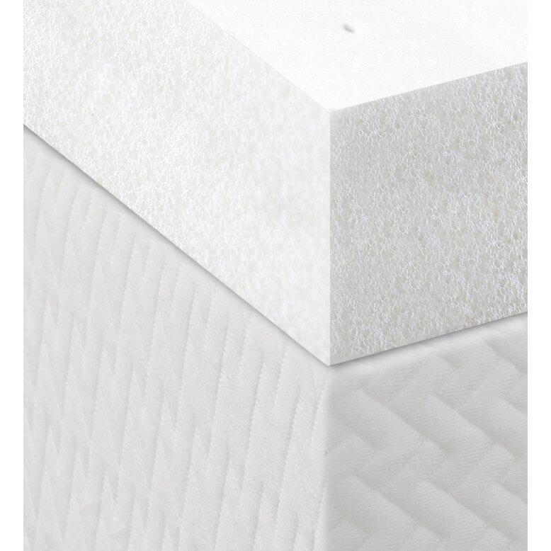 "4"" Memory Foam Mattress Topper"