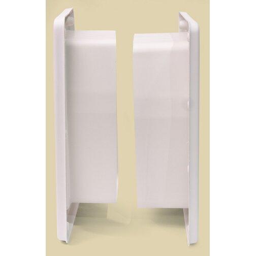 Wall entry kit smartdoor wayfairca for Smart dog door for wall