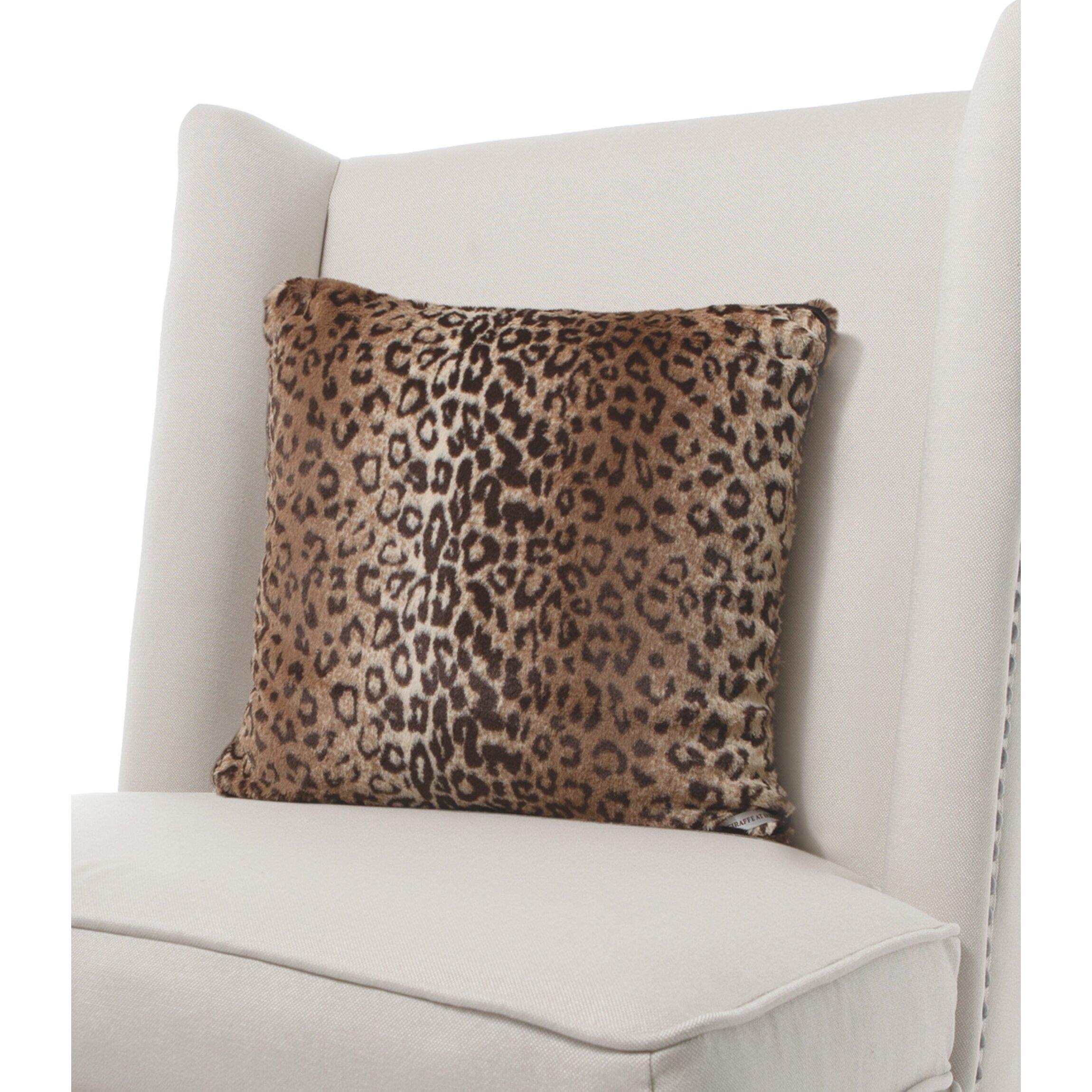 Little Giraffe Luxe Leopard Throw