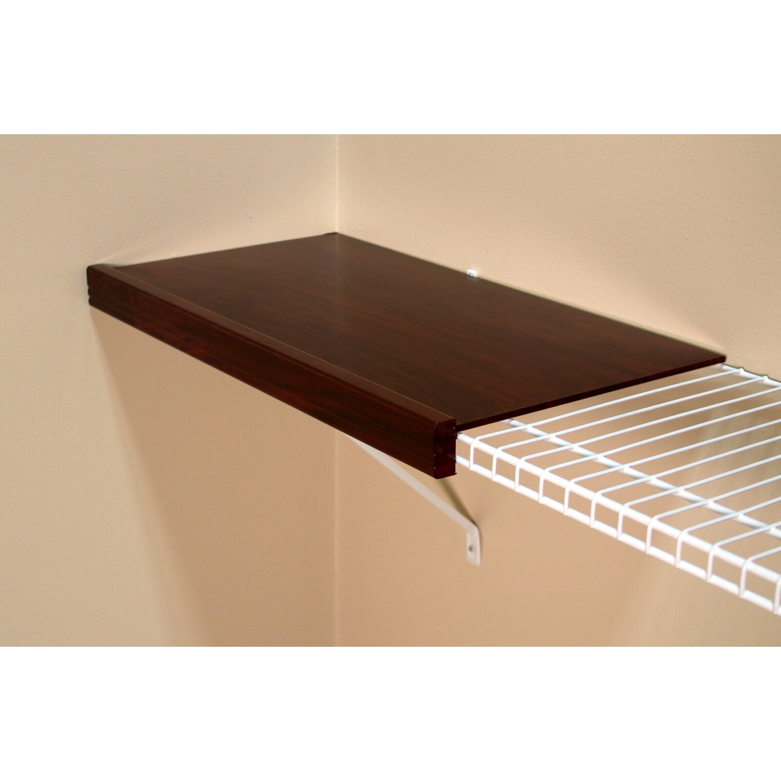 Renew Shelving Laminate Shelf amp Reviews Wayfair