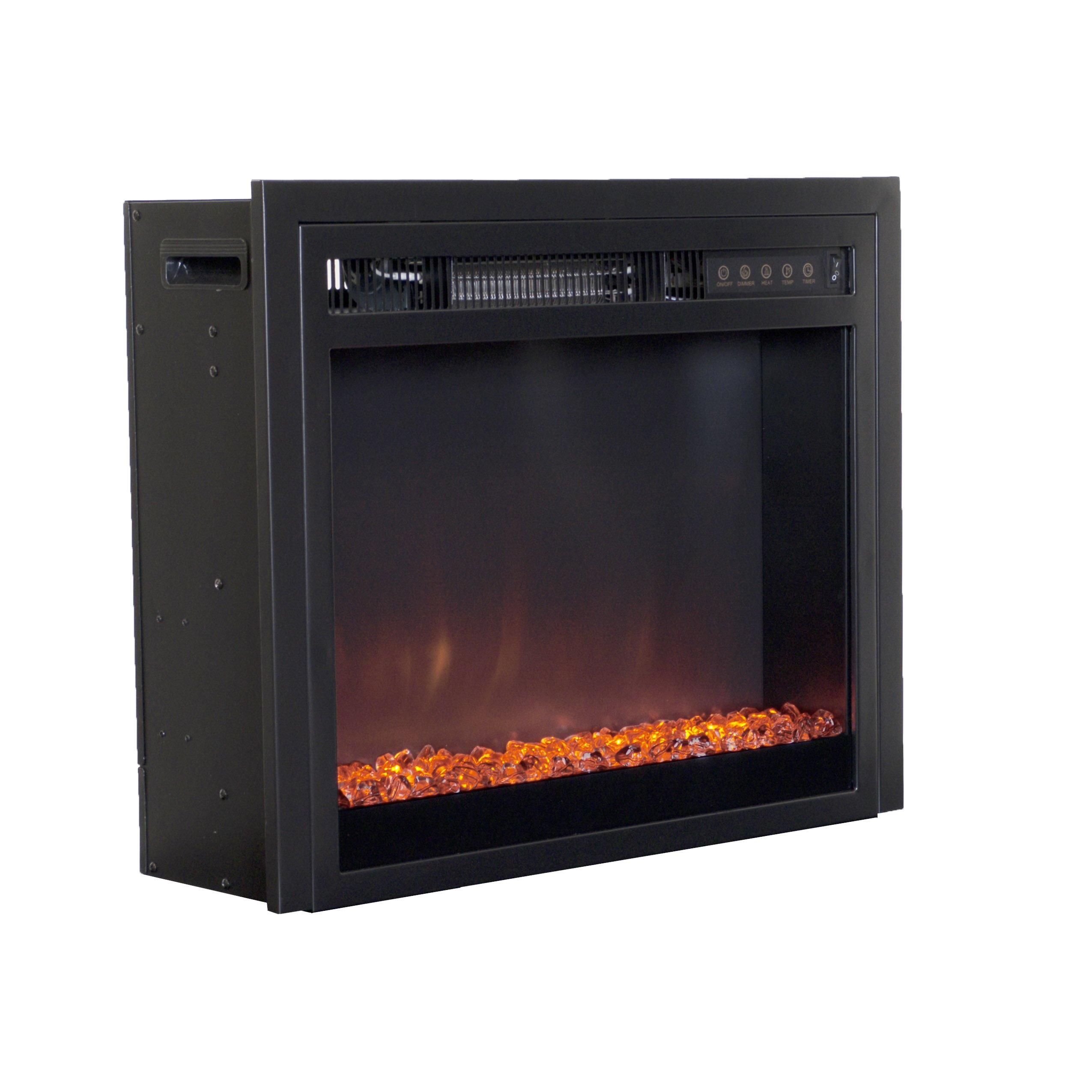 classic flame 23ef023gra fireplace insert review. beautiful gas ...