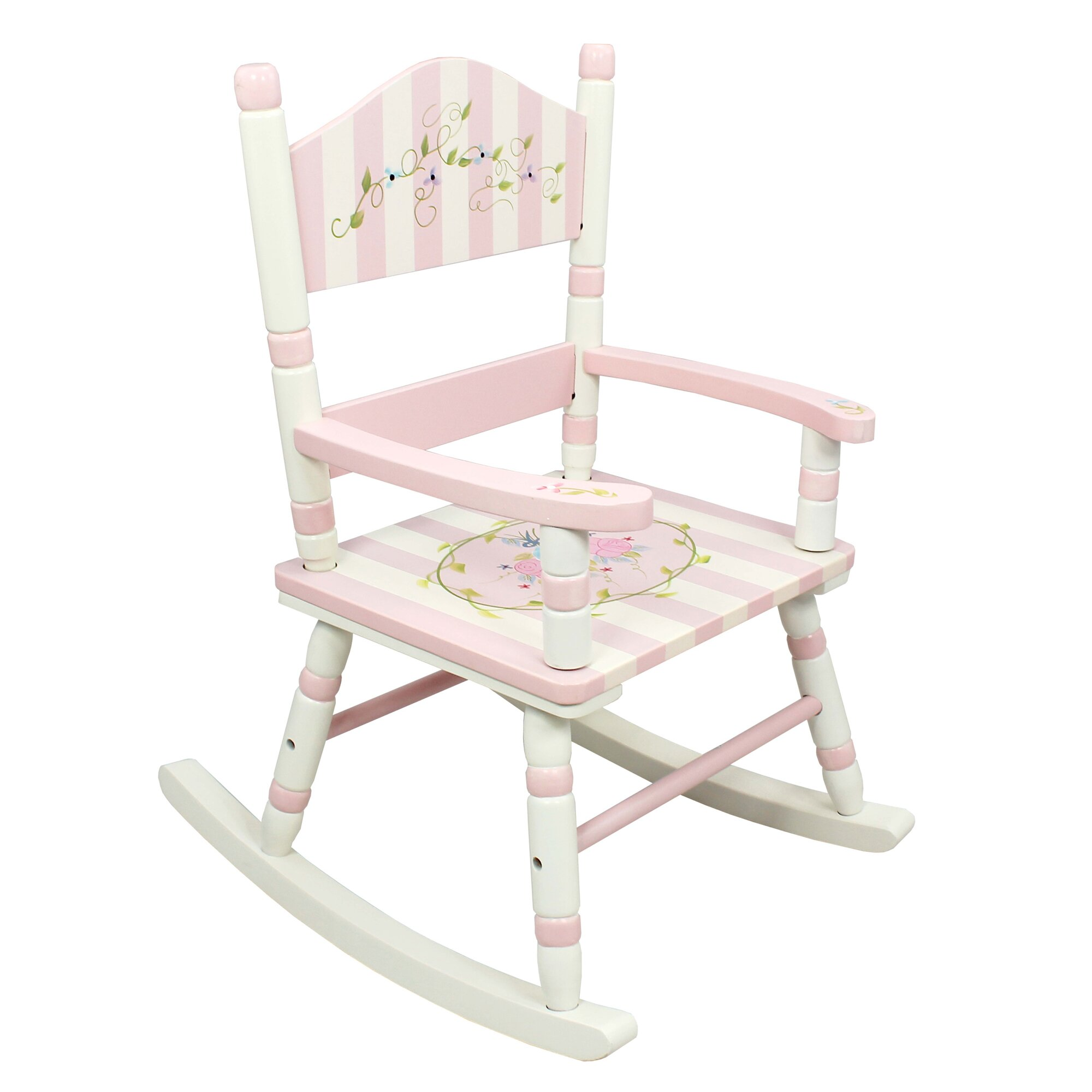 Fantasy Fields Bouquet Kids Rocking Chair & Reviews  Wayfair