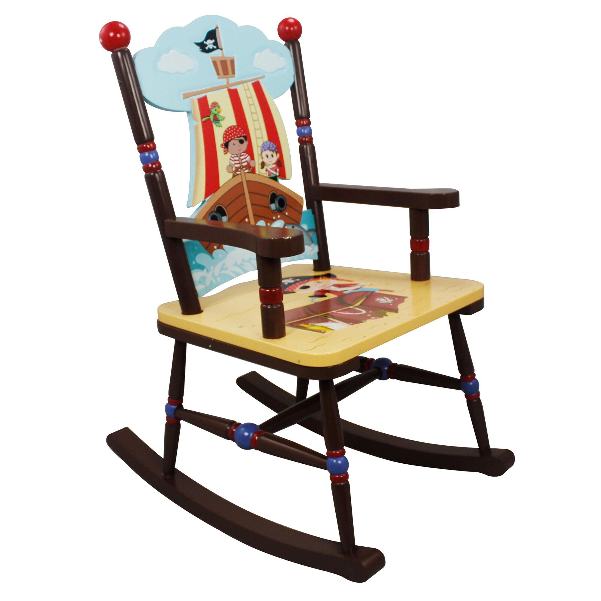 Pirates Island Kids Rocking Chair by Fantasy Fields