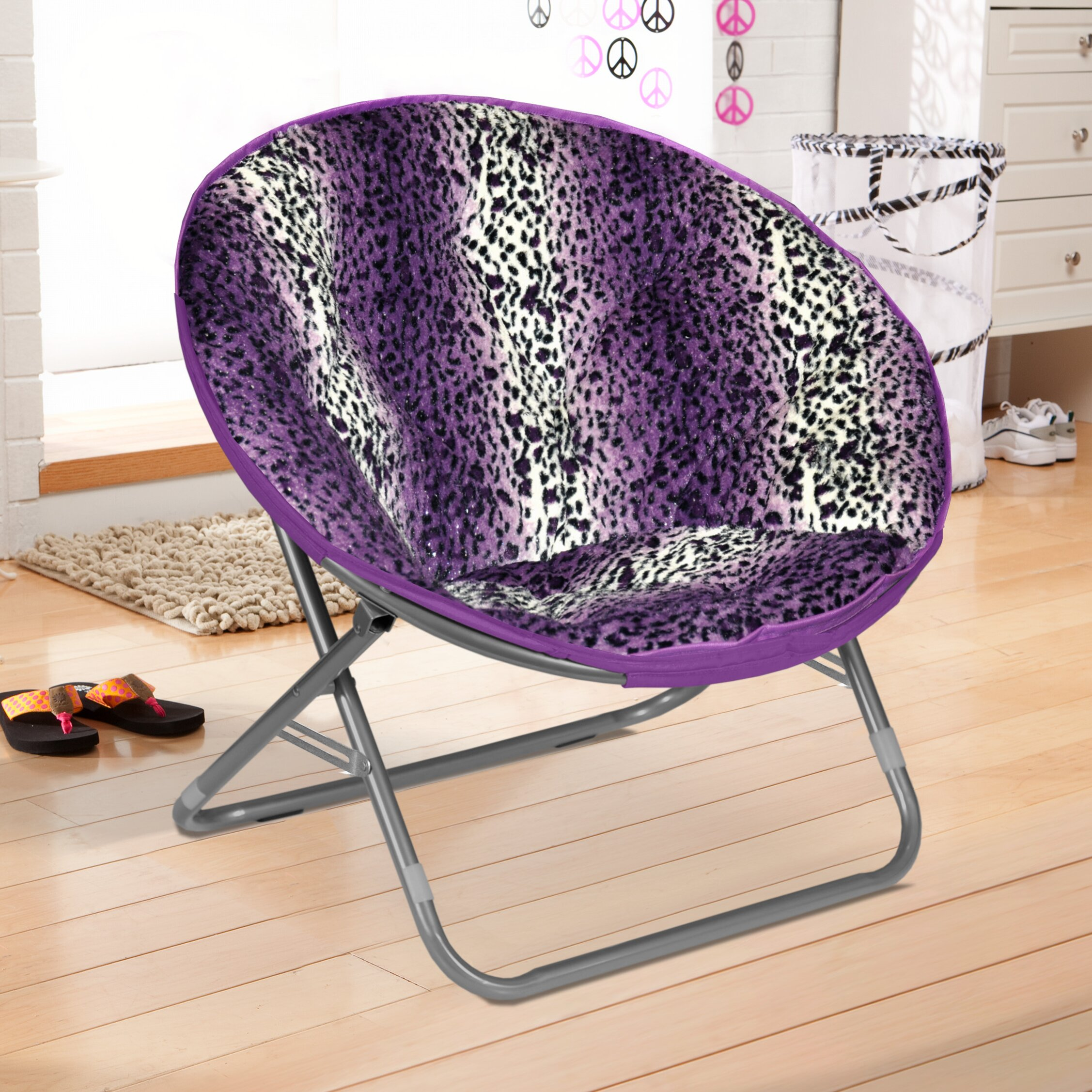 Rock Your Room Leopard Ombre