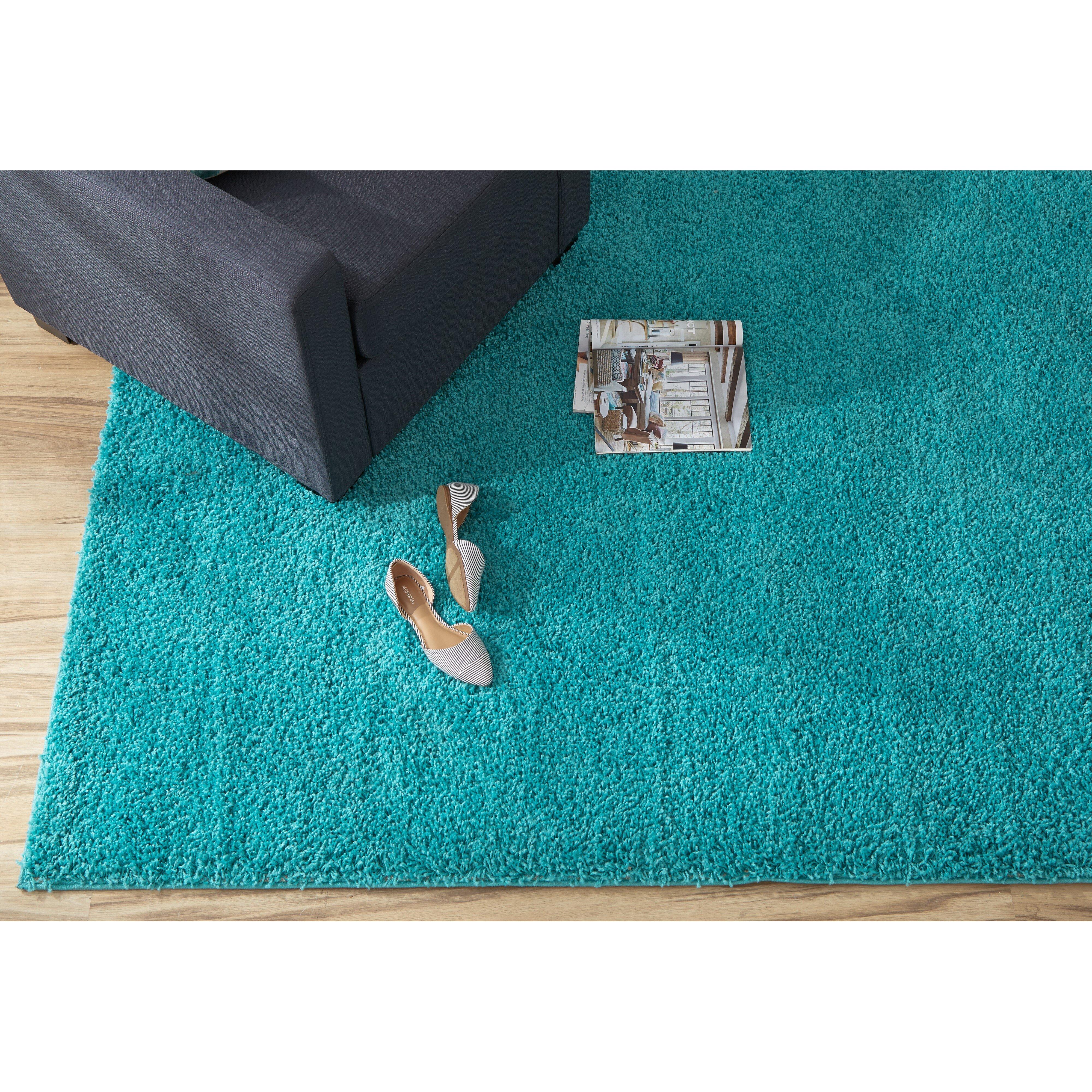 Zoubir Turquoise Area Rug Reviews: Zipcode™ Design Alexis Turquoise Area Rug & Reviews
