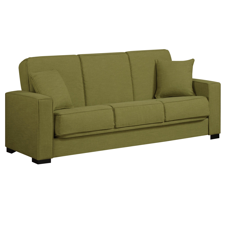 Zipcode Design Kaylee Full Convertible Sleeper Sofa