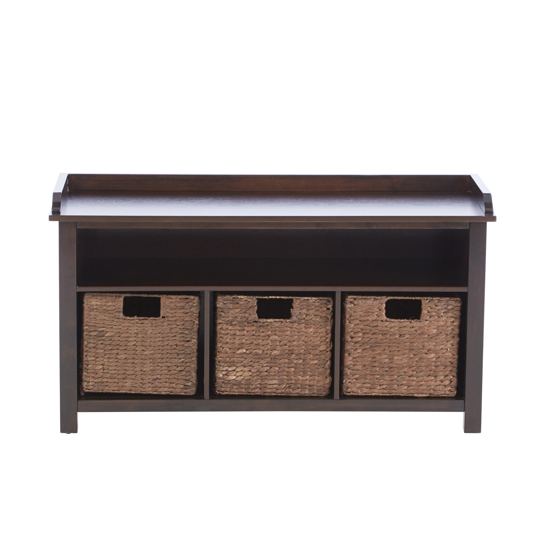 Andover Mills Tilbury Storage Bench Amp Reviews Wayfair