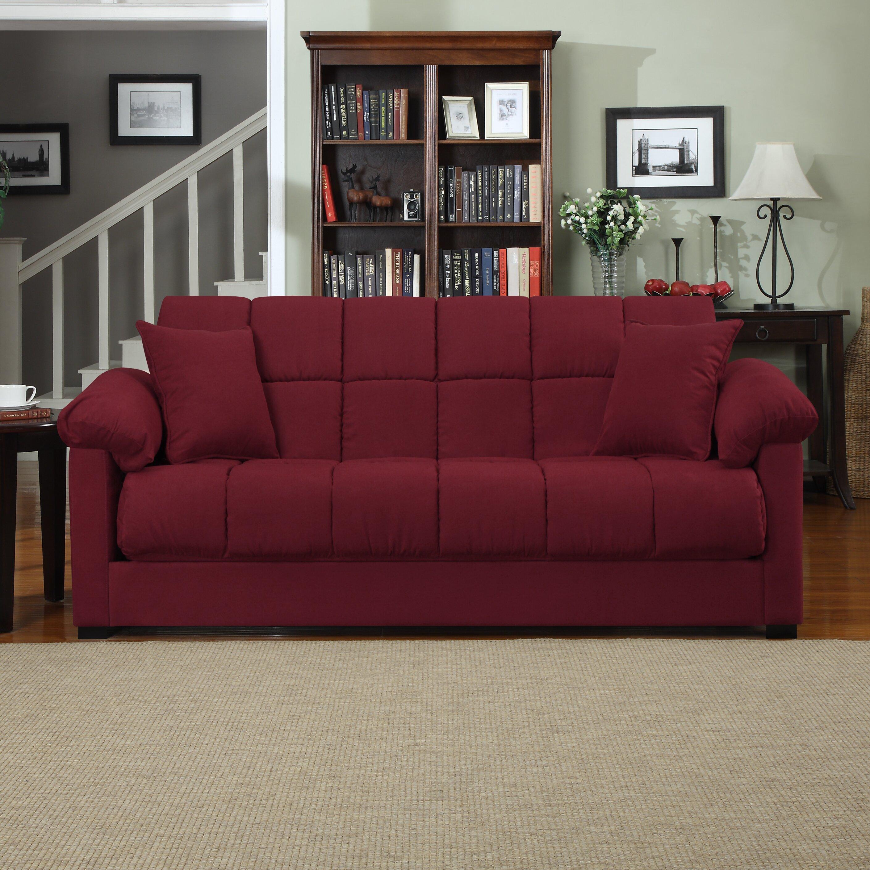 Minter Upholstered Sleeper Sofa Wayfair