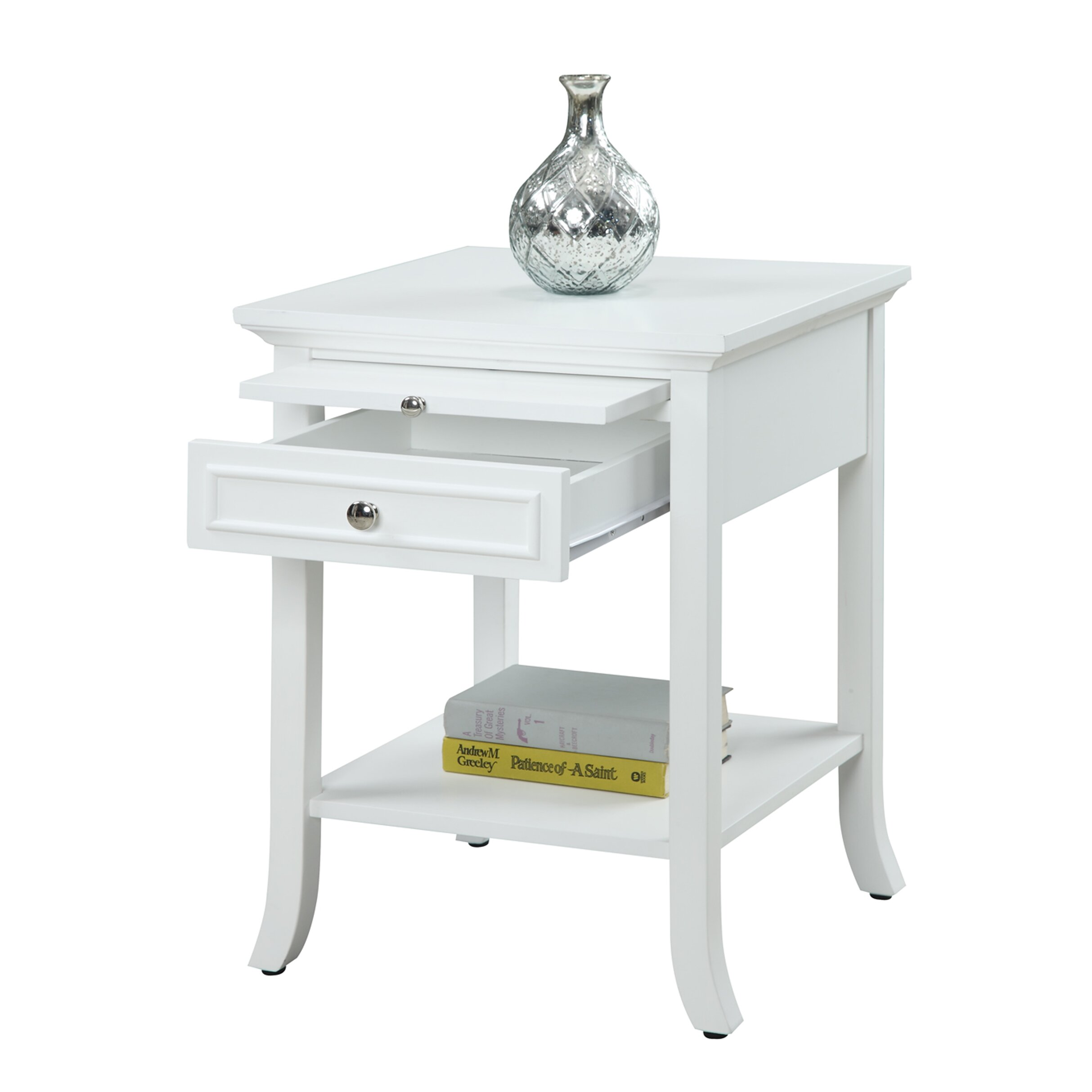 Andover Mills American Heritage End Table & Reviews