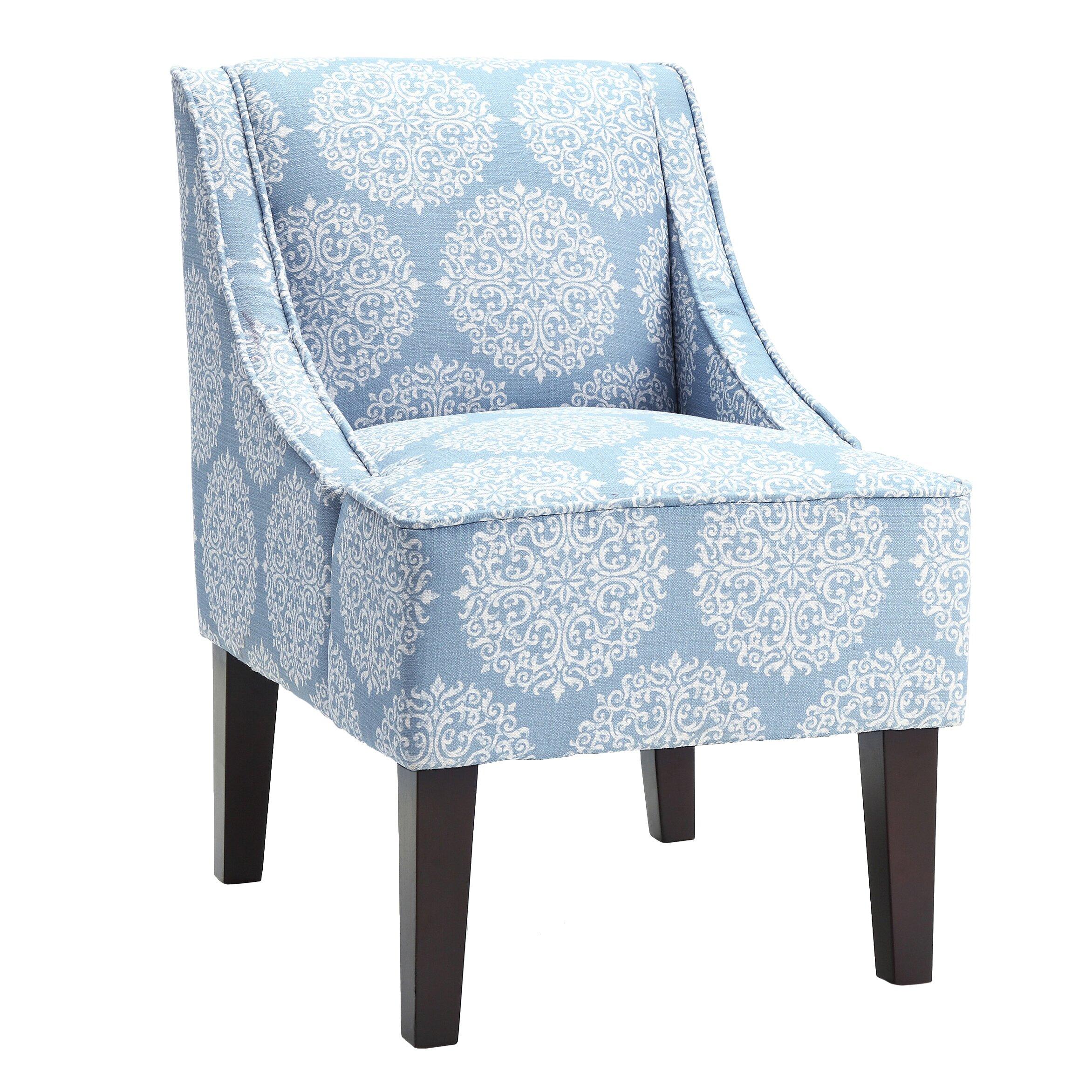 Andover Mills Adams Swoop Slipper Chair Amp Reviews Wayfair